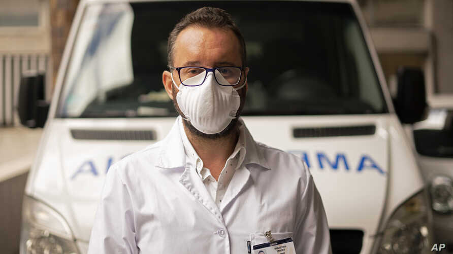 Doctor Sebastian Yancev, who participated in the operation to diagnose and treat passengers on the Australian Greg Mortimer…