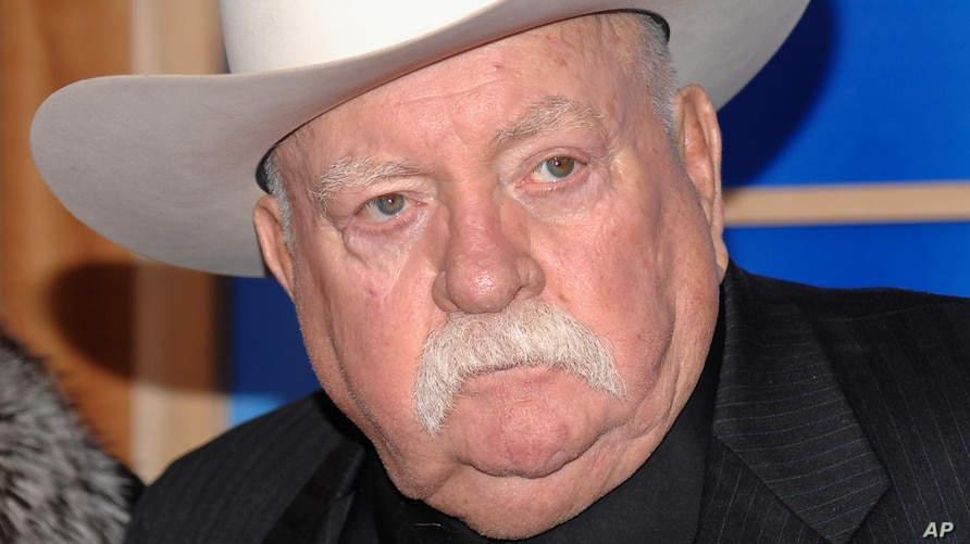 Actor Wilford Brimley attends the premiere of 'Did You Hear About The Morgans' at the Ziegfeld Theater on Monday, Dec. 14, 2009…