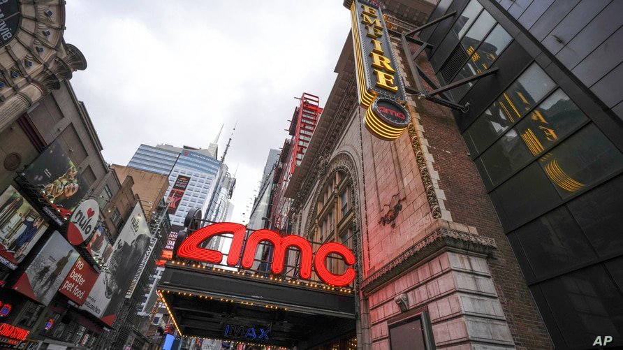 Photo by: John Nacion/STAR MAX/IPx 2020 9/1/20 AMC Stock shares rose over 9% after the company announce it would reopen 140…