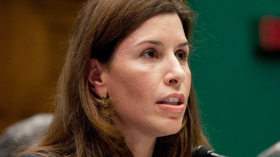 Dr. Luciana Borio, assistant commissioner for counterterrorism policy at the U.S. Food and Drug Administration (FDA) testifies…