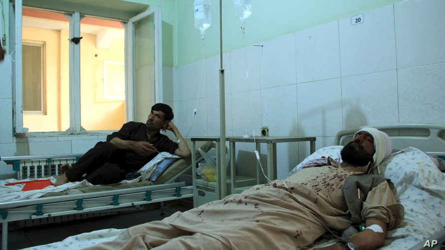 Armed Attack Kills 10 Staff of Charity Clearing Afghan Land Mines