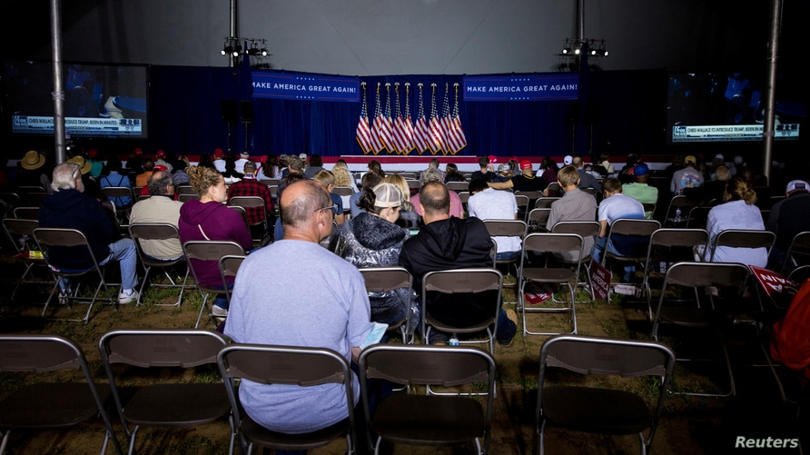 Watch party for the first presidential debate in Lititz
