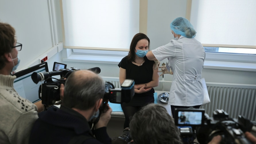 Vaccination against the coronavirus disease in Moscow