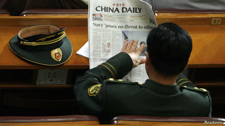 Beijing-controlled news outlet paid US newspapers millions to publish propaganda this year