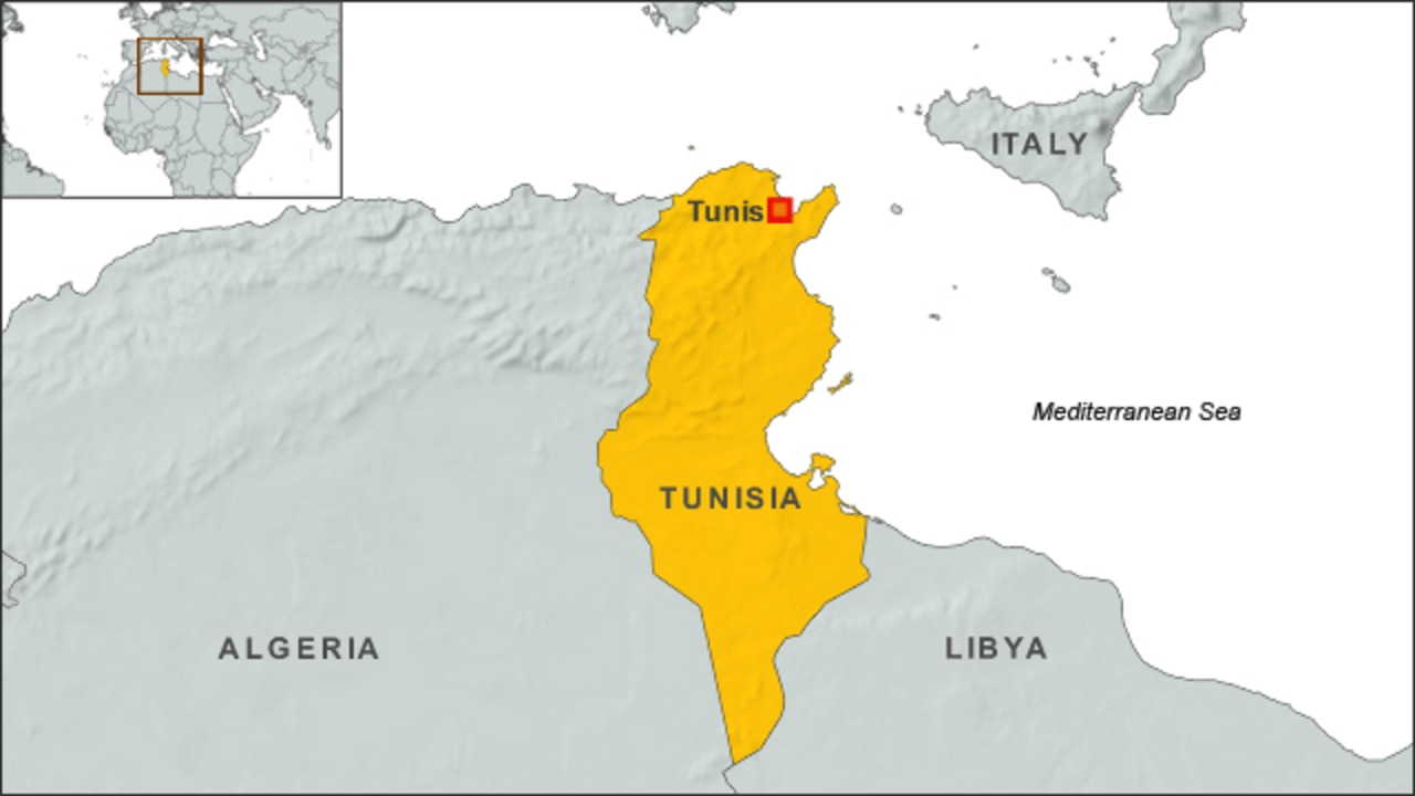 Image of: Ministry Tunisia Security Forces Kill Two Terrorists Voice Of America English