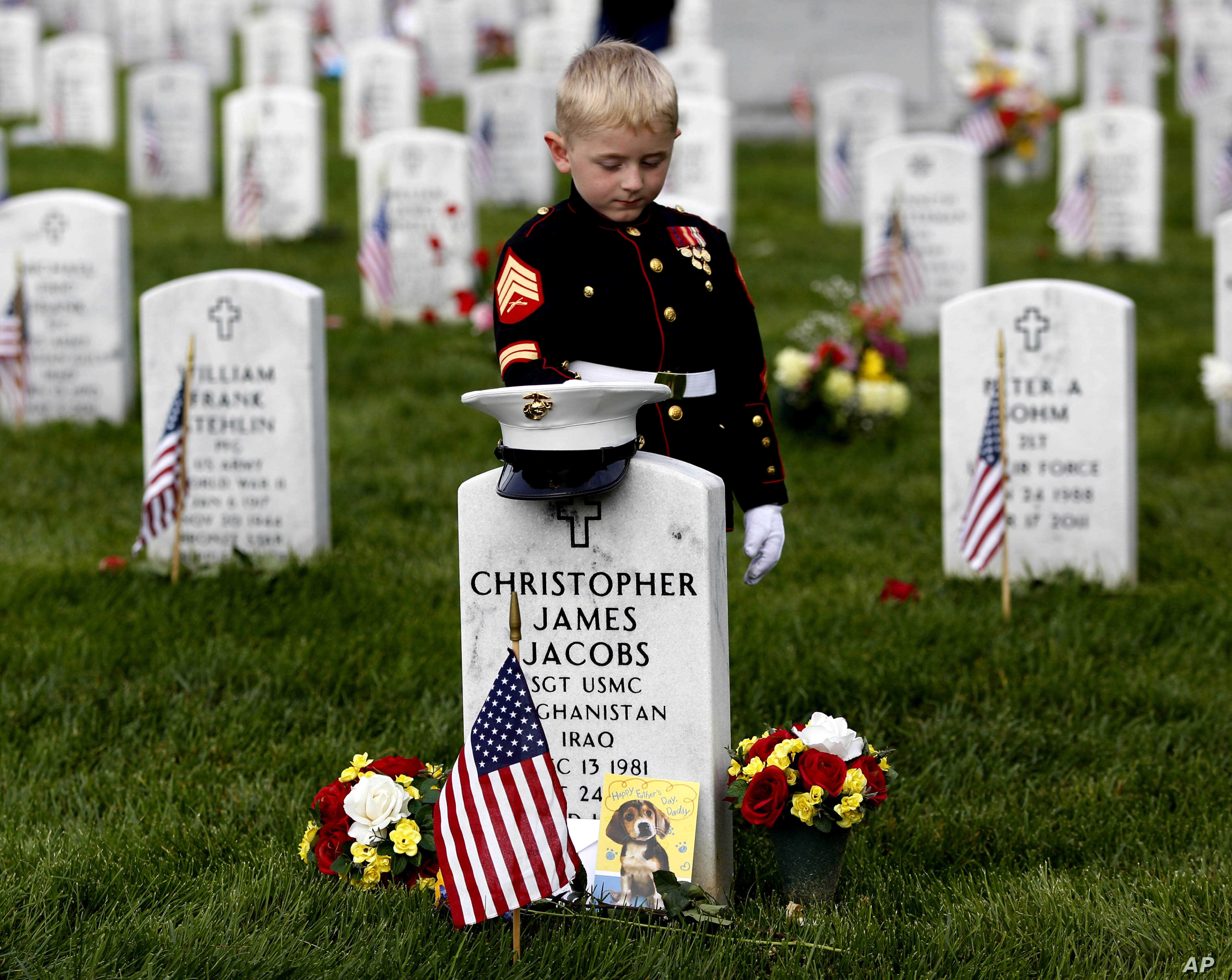 Memorial Day - Remembrance, Honor Hailing Back to US Civil War | Voice of  America - English