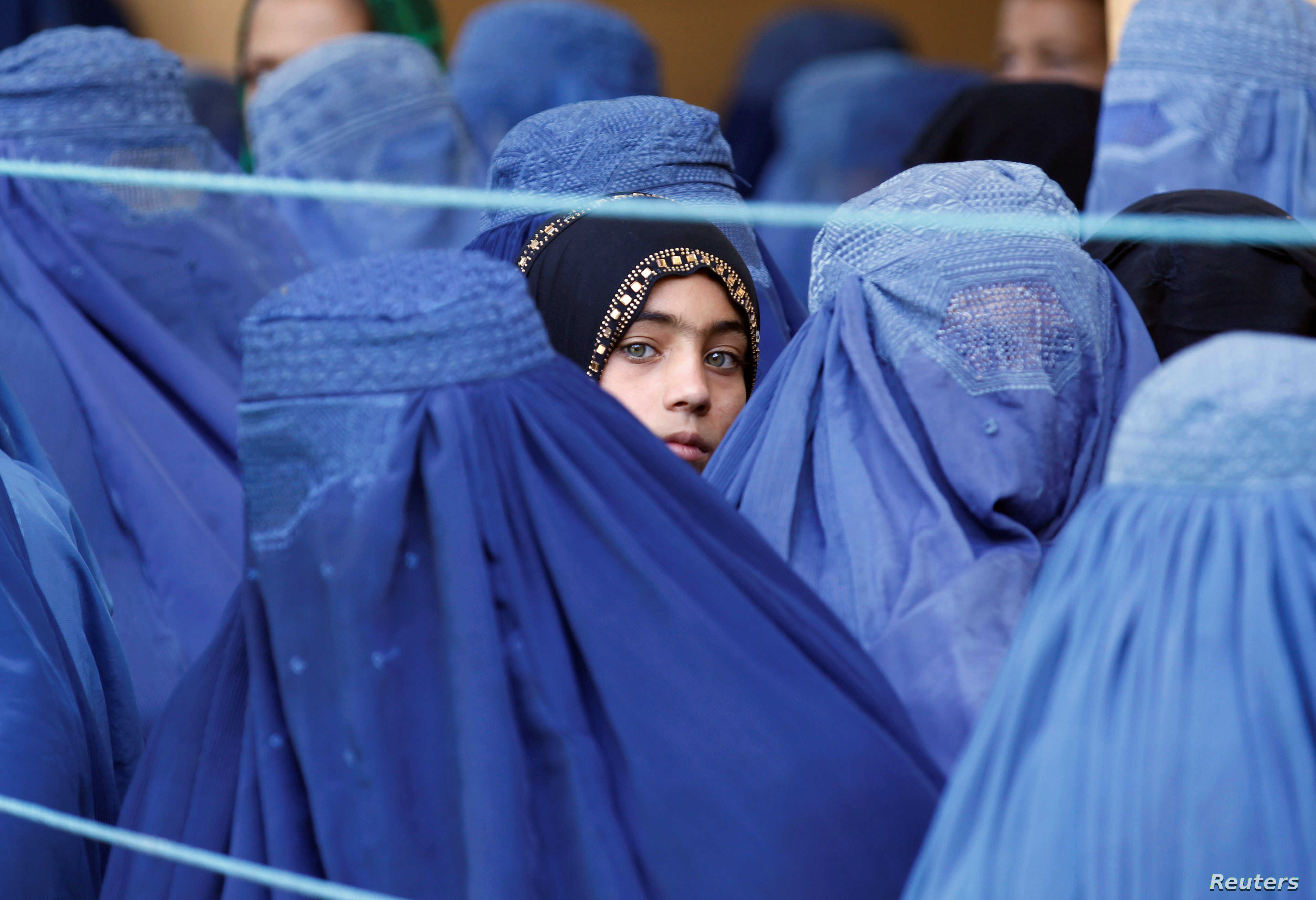 Afghan Women Fight for Their Identity   Voice of America - English