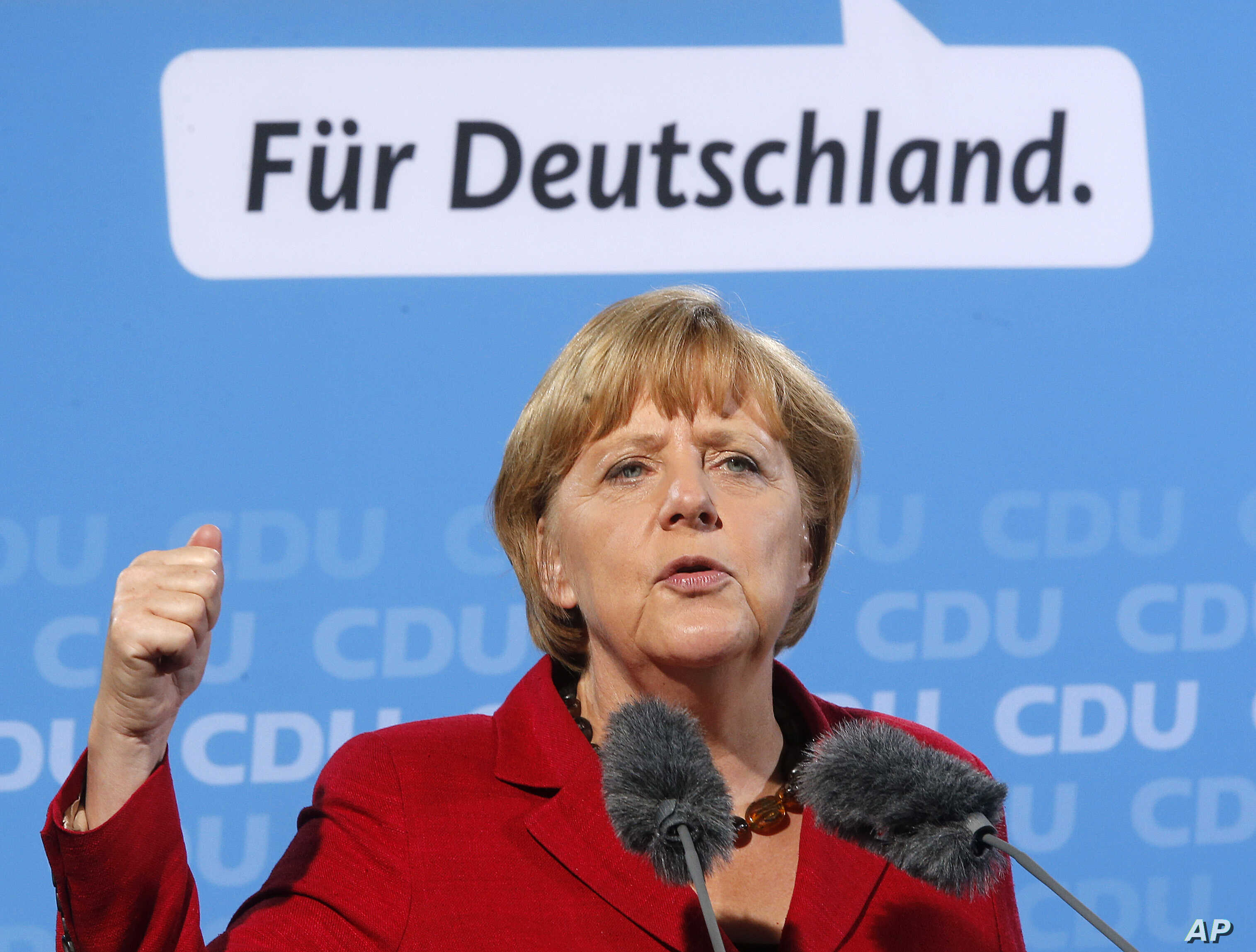 Minimum Wage Debate Looms Large In German Election Campaign Voice Of America English