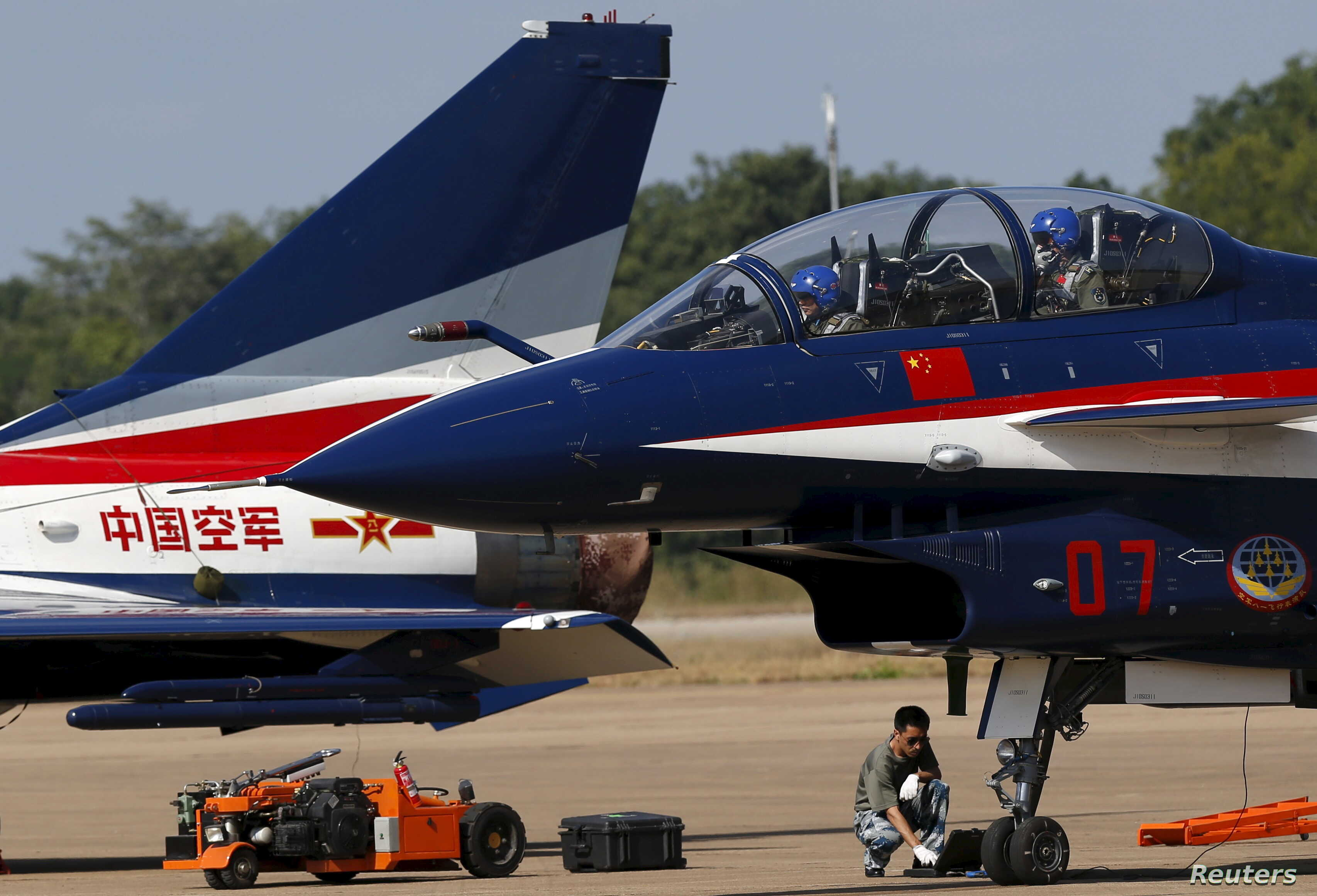 Thailand, China Step Up Military Cooperation | Voice of America - English