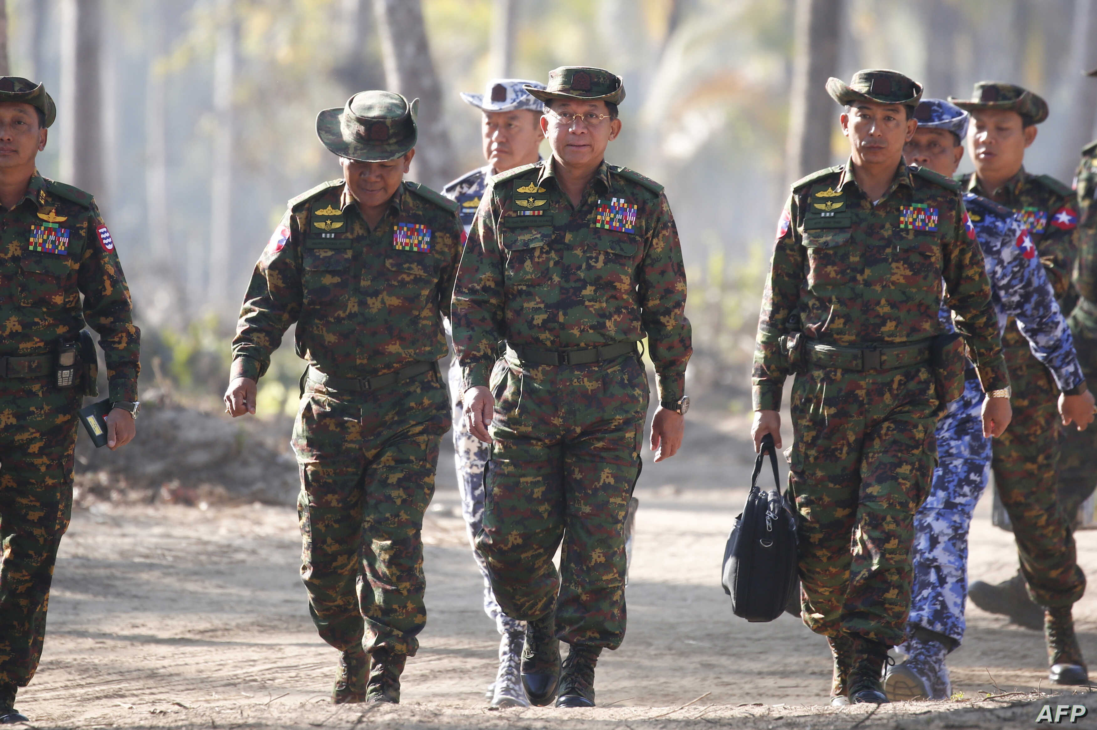 Facebook Ban on Myanmar Military Officials Sparks Debate | Voice of America - English