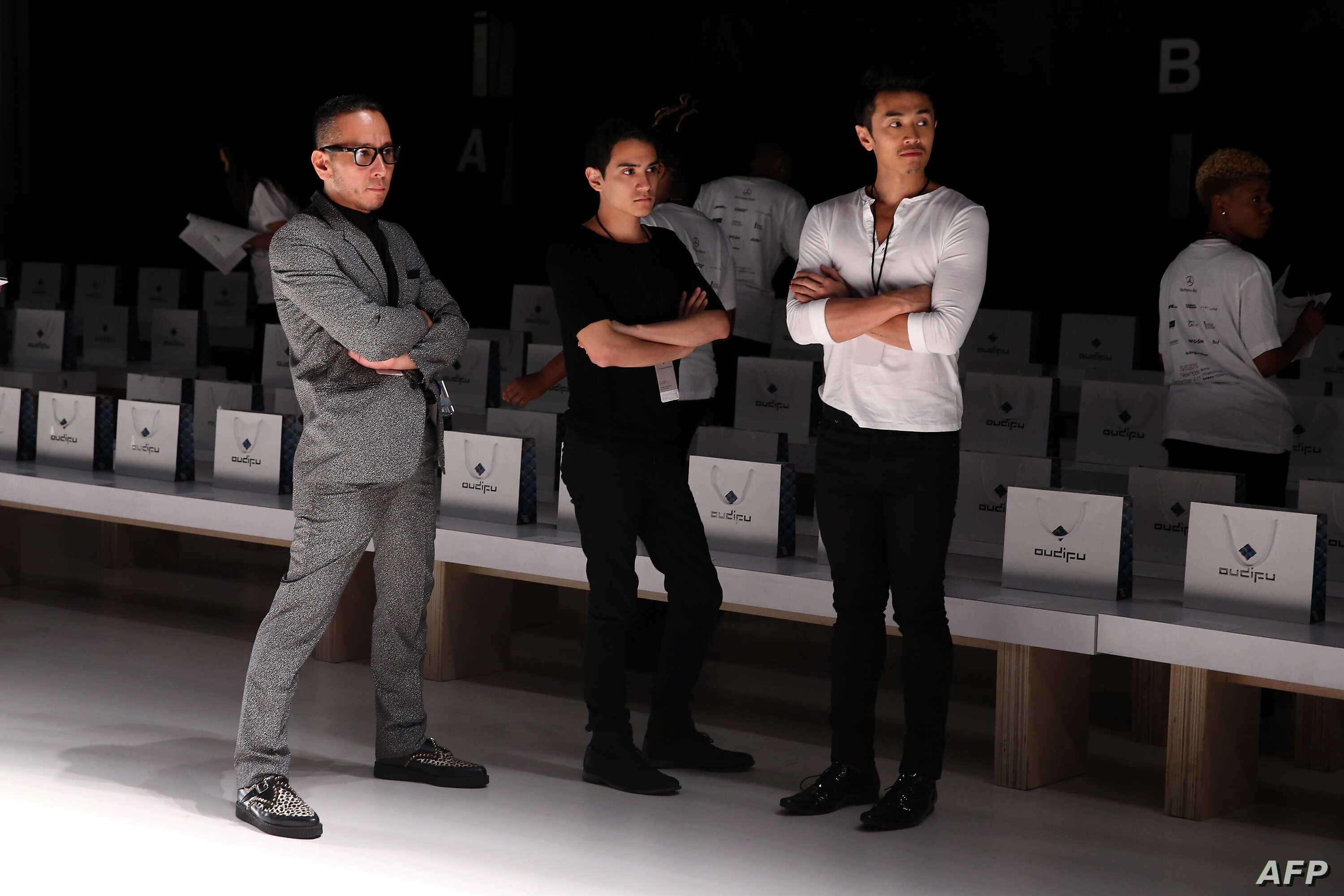 Next Wave Of Asian Designers Hits Ny Fashion Week Voice Of America English