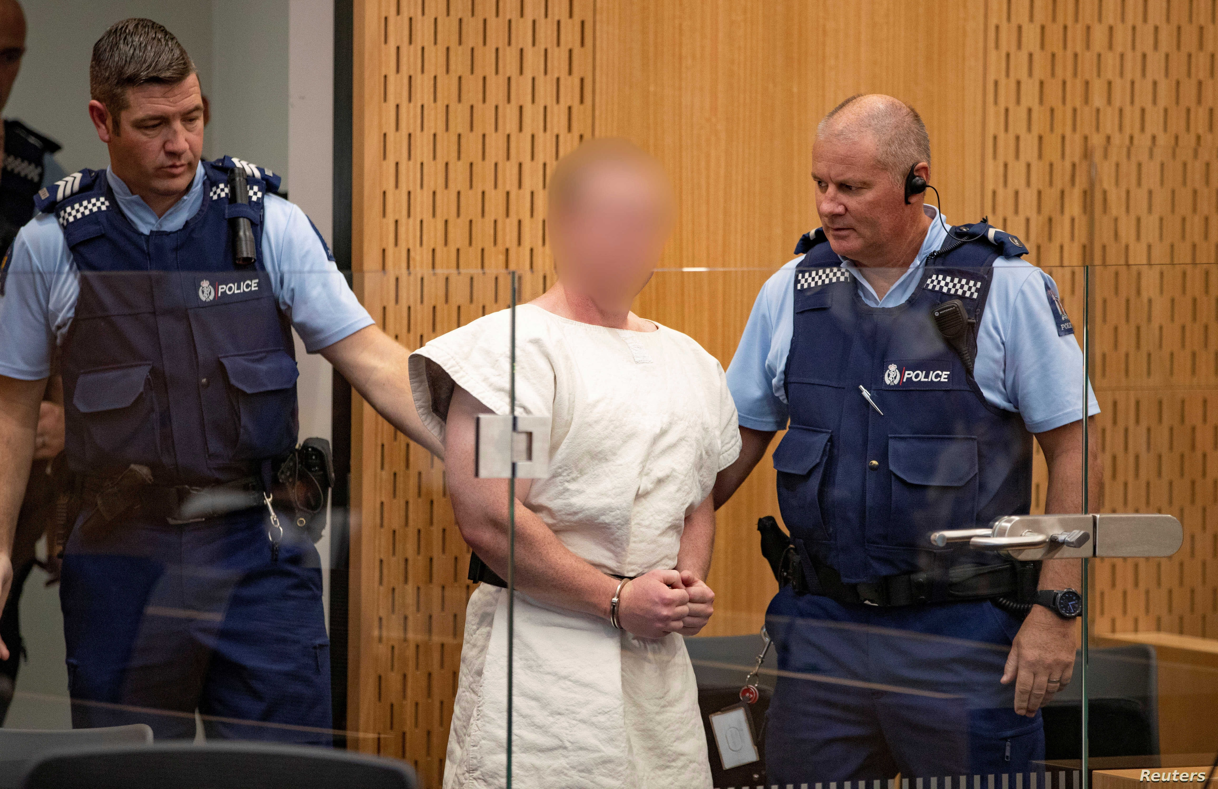 Judge Orders Psychiatric Test For Christchurch Shooting Suspect Voice Of America English