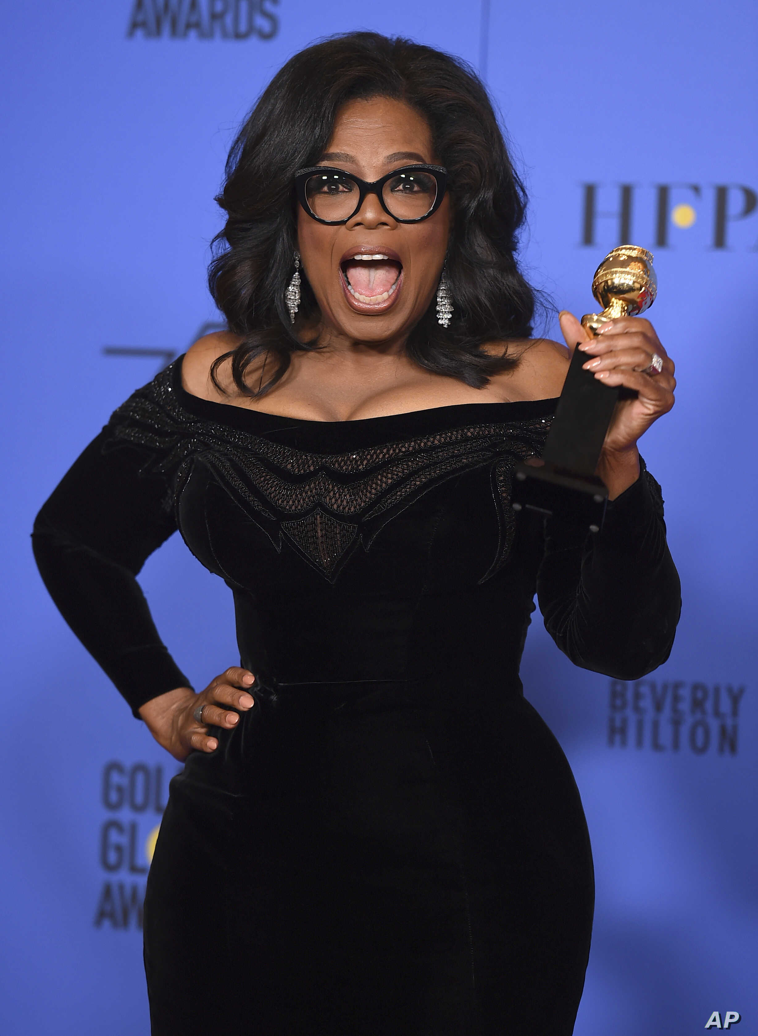 Most Americans 'Don't Want' Oprah to Run for President | Voice of ...