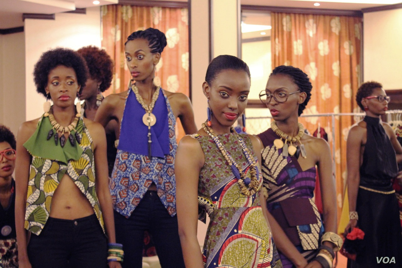 Ny Fashion Week Helps Kick Start E African Designs Voice Of America English