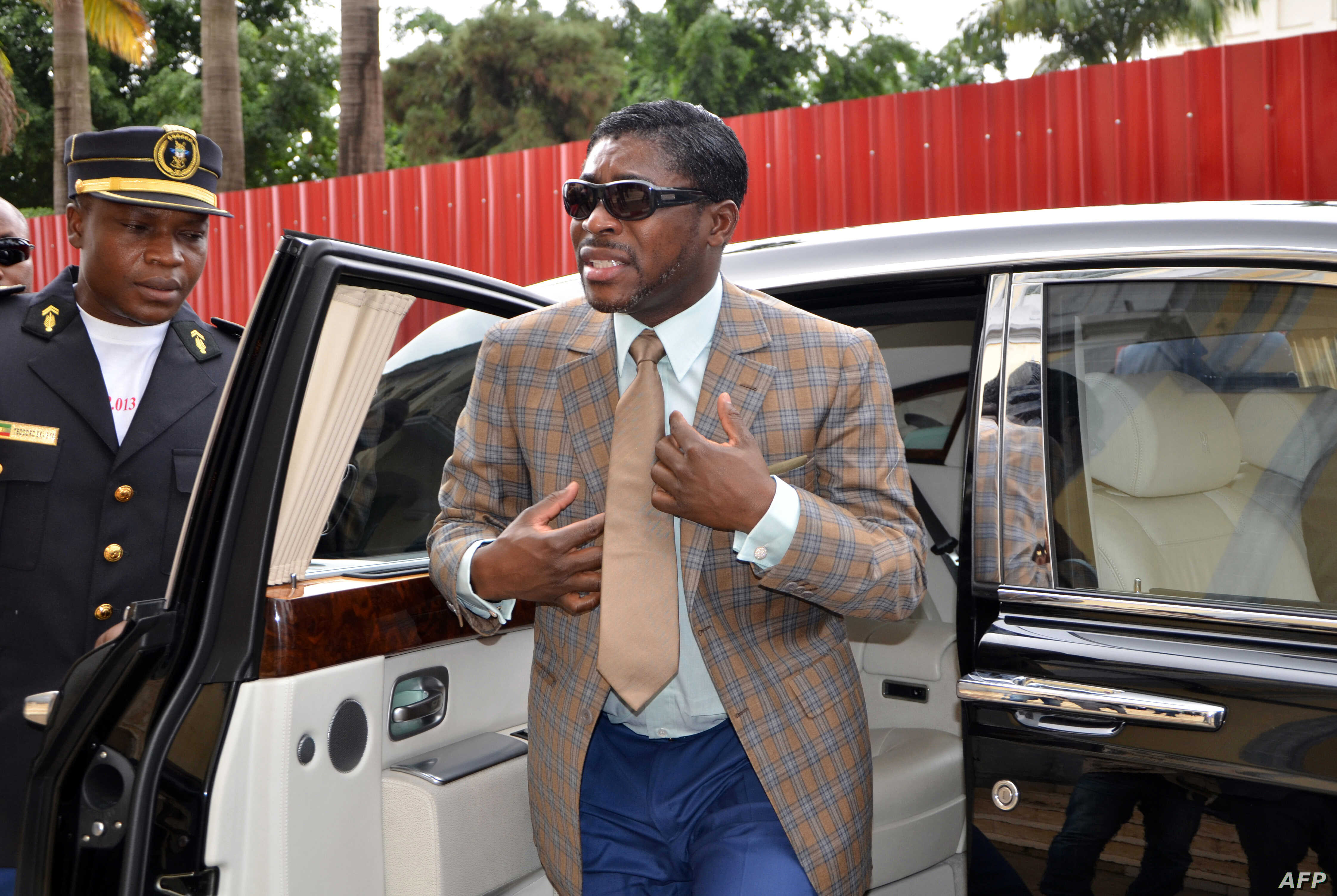 Supercars, Houses and Suits: Equatorial Guinea's Teodorin Obiang | Voice of  America - English