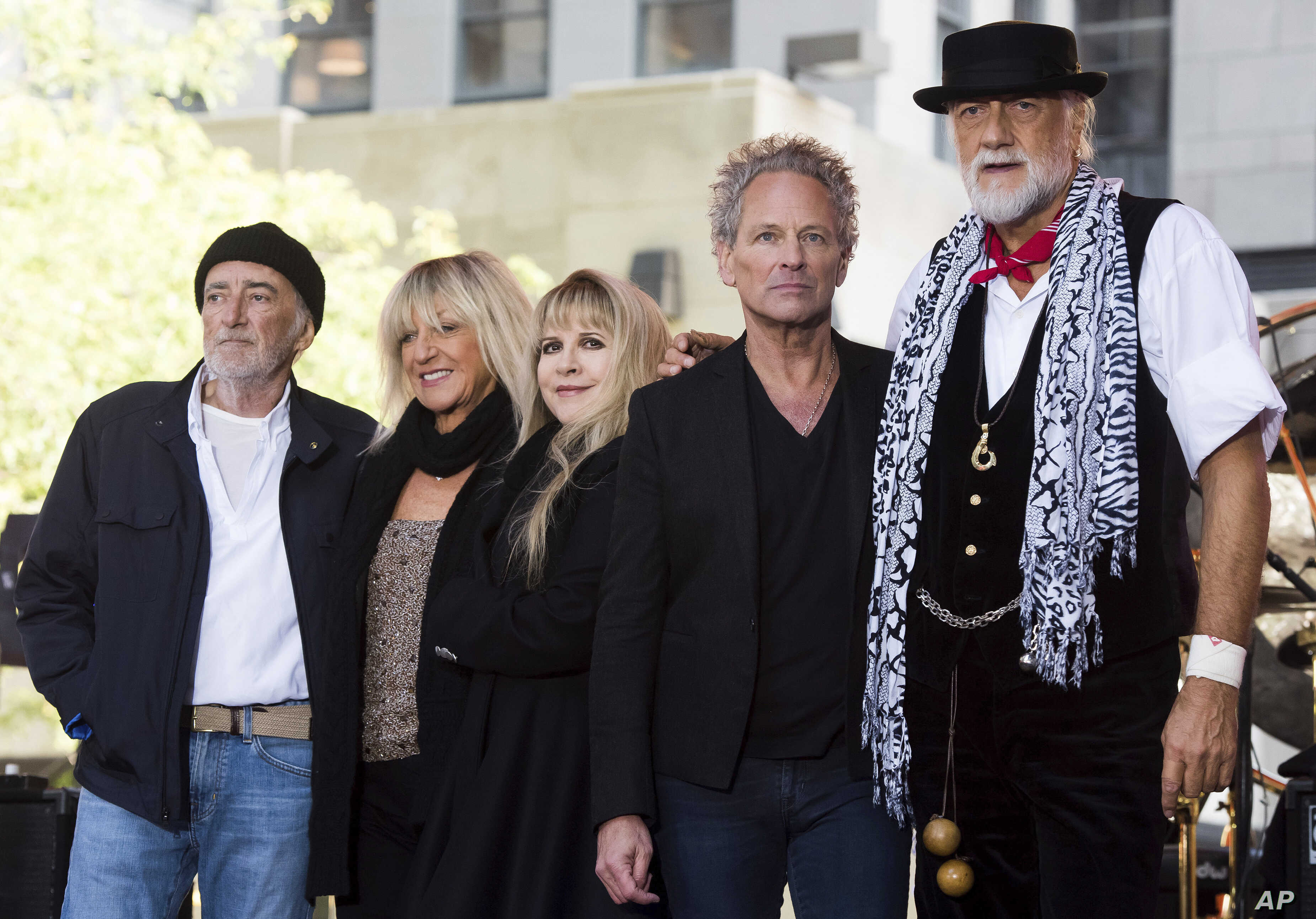 Fleetwood Mac to Earn Musicares Person of the Year