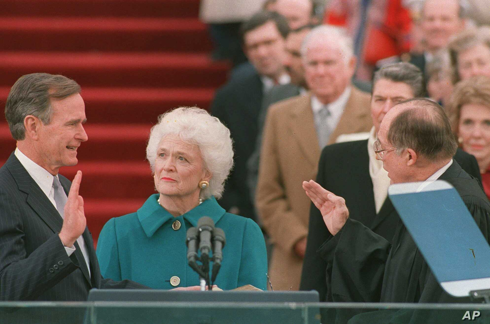 State Funeral Planned for George HW Bush | Voice of America - English