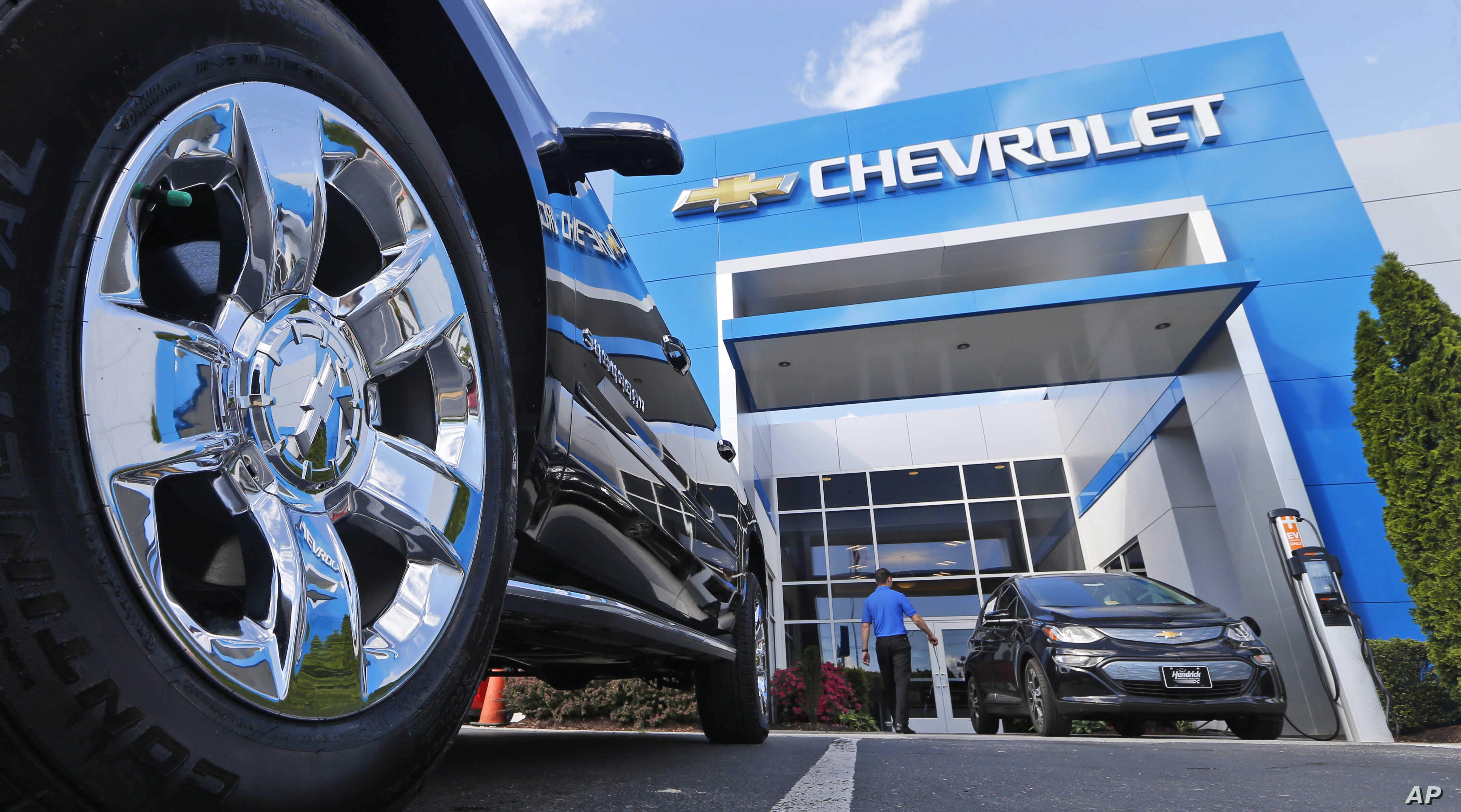 Us Automakers Bounce Back With Strong Sales In September Voice Of America English