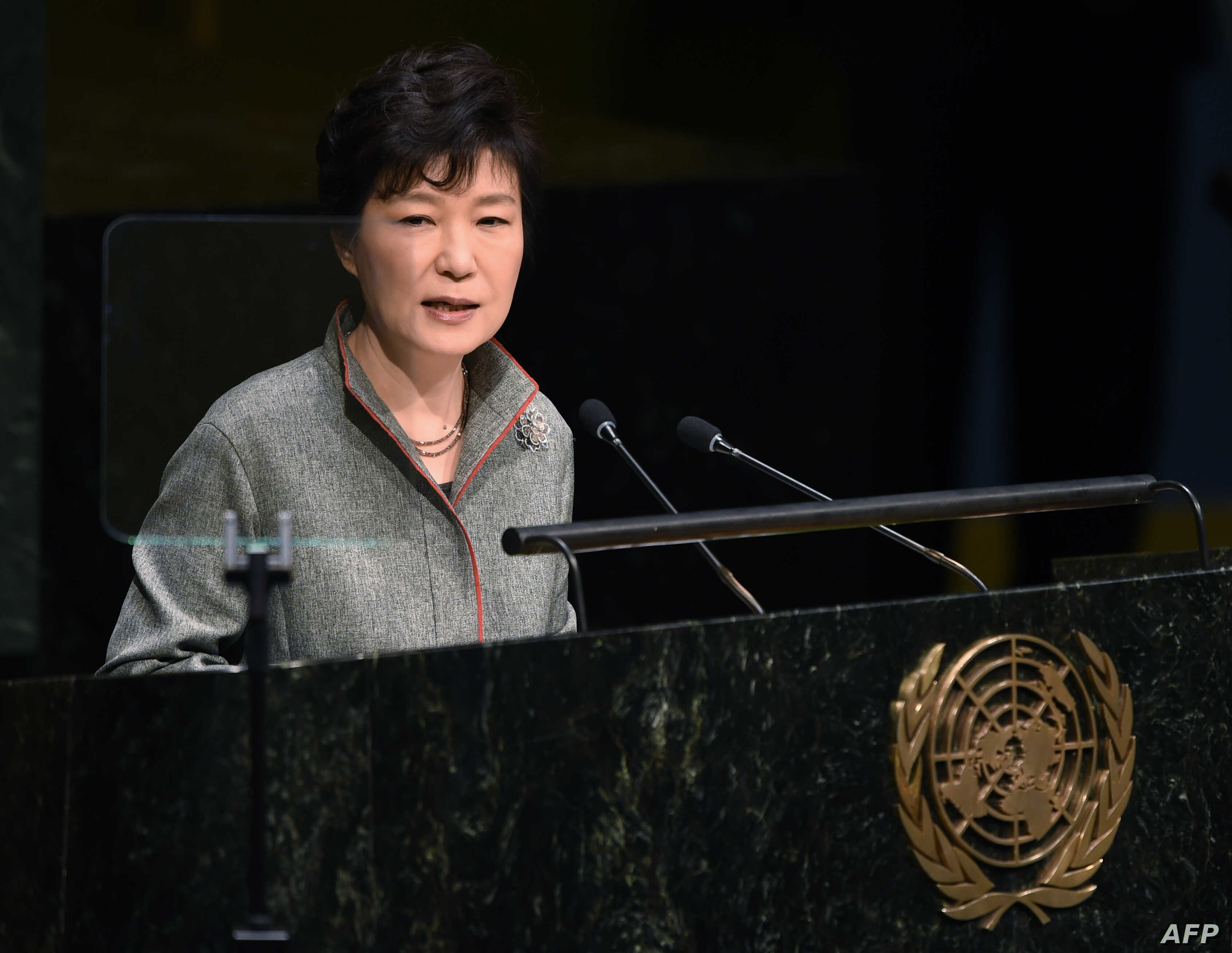 S Korean Leader Responds To North S Attacks On Human Rights Policy Voice Of America English