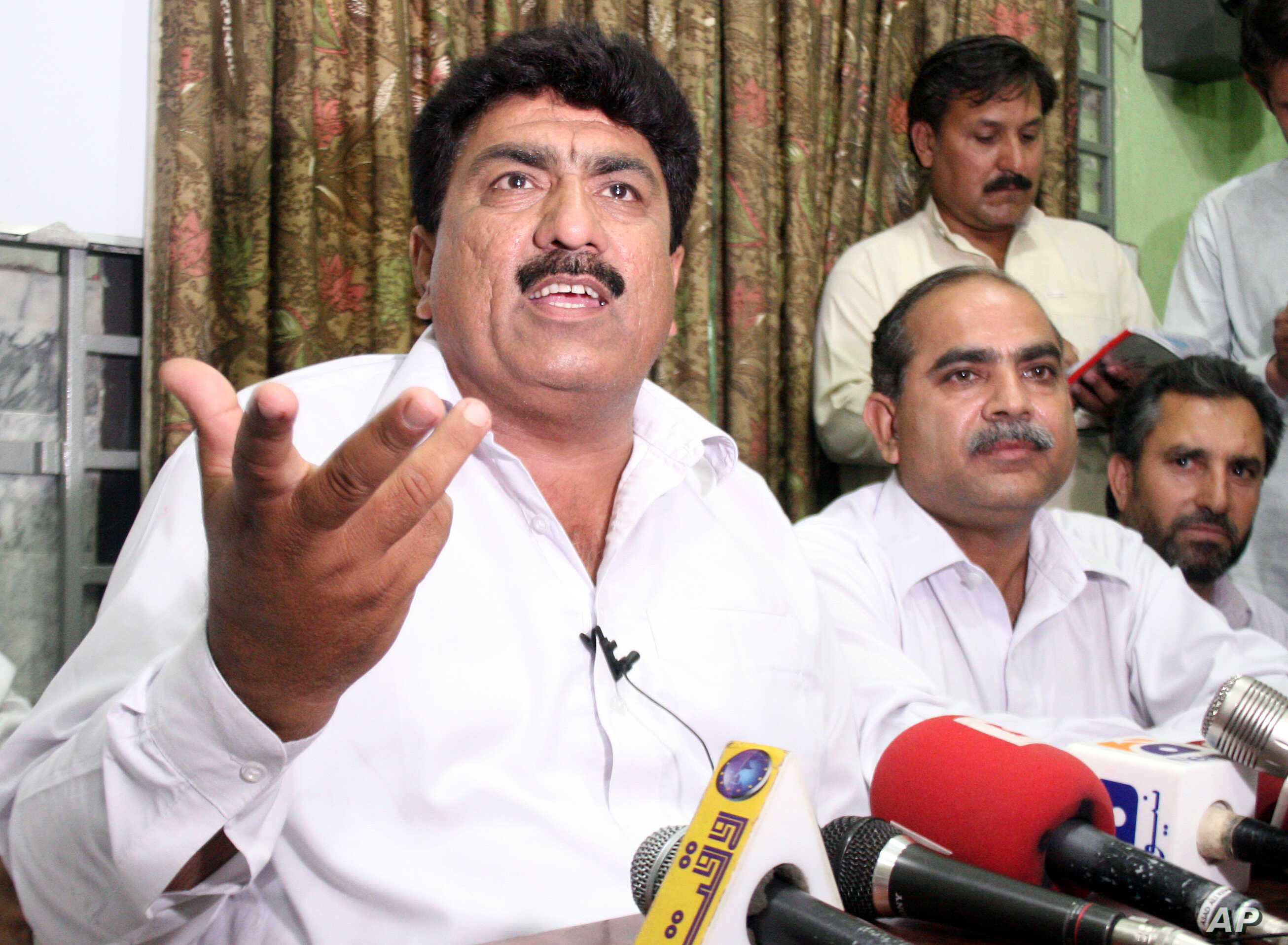 Lawyer: We Hope Trump, Khan Will Discuss Shakil Afridi | Voice of America -  English