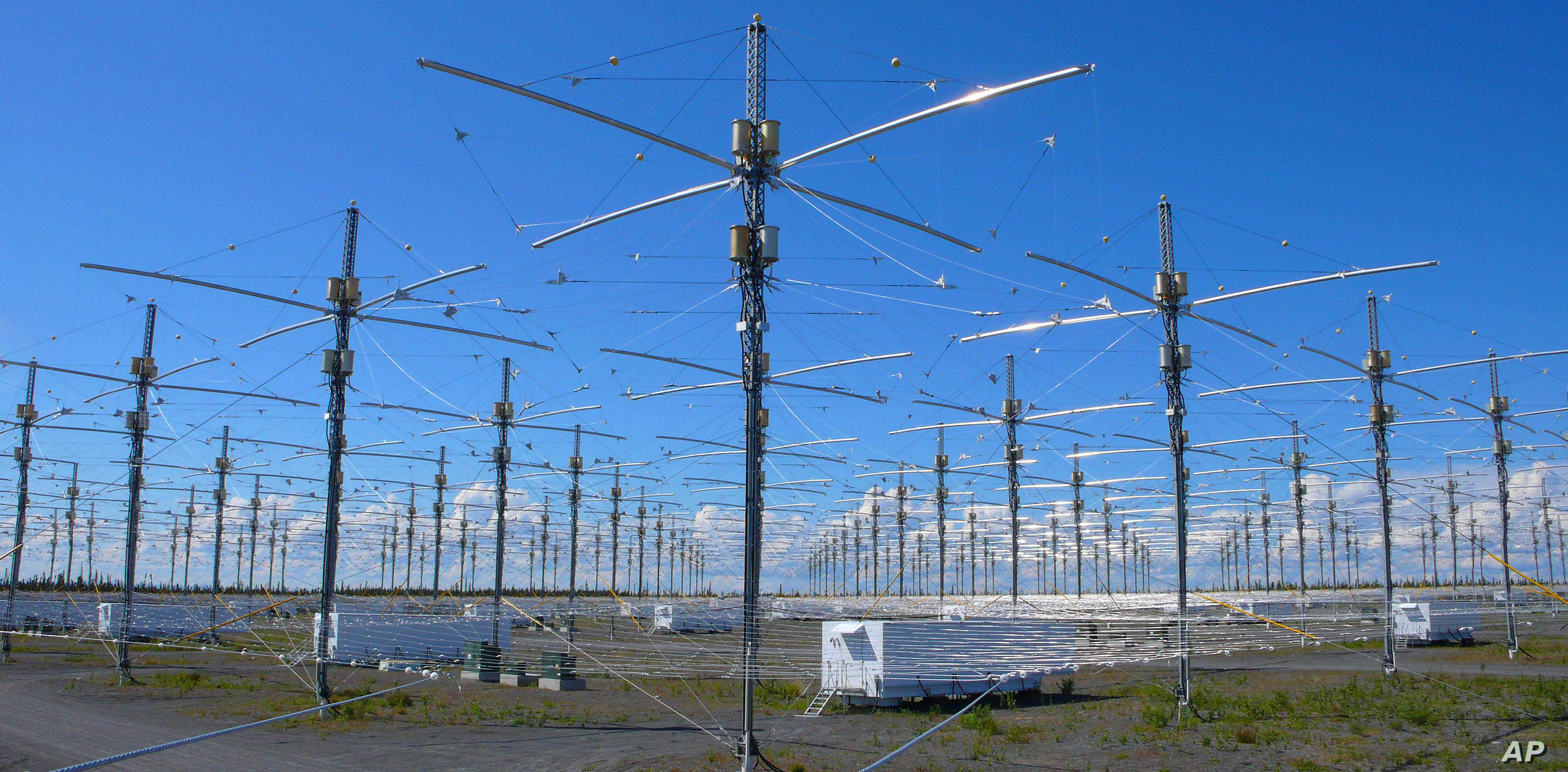 HAARP Scientists Push for Funding for Facility in Alaska | Voice of America  - English