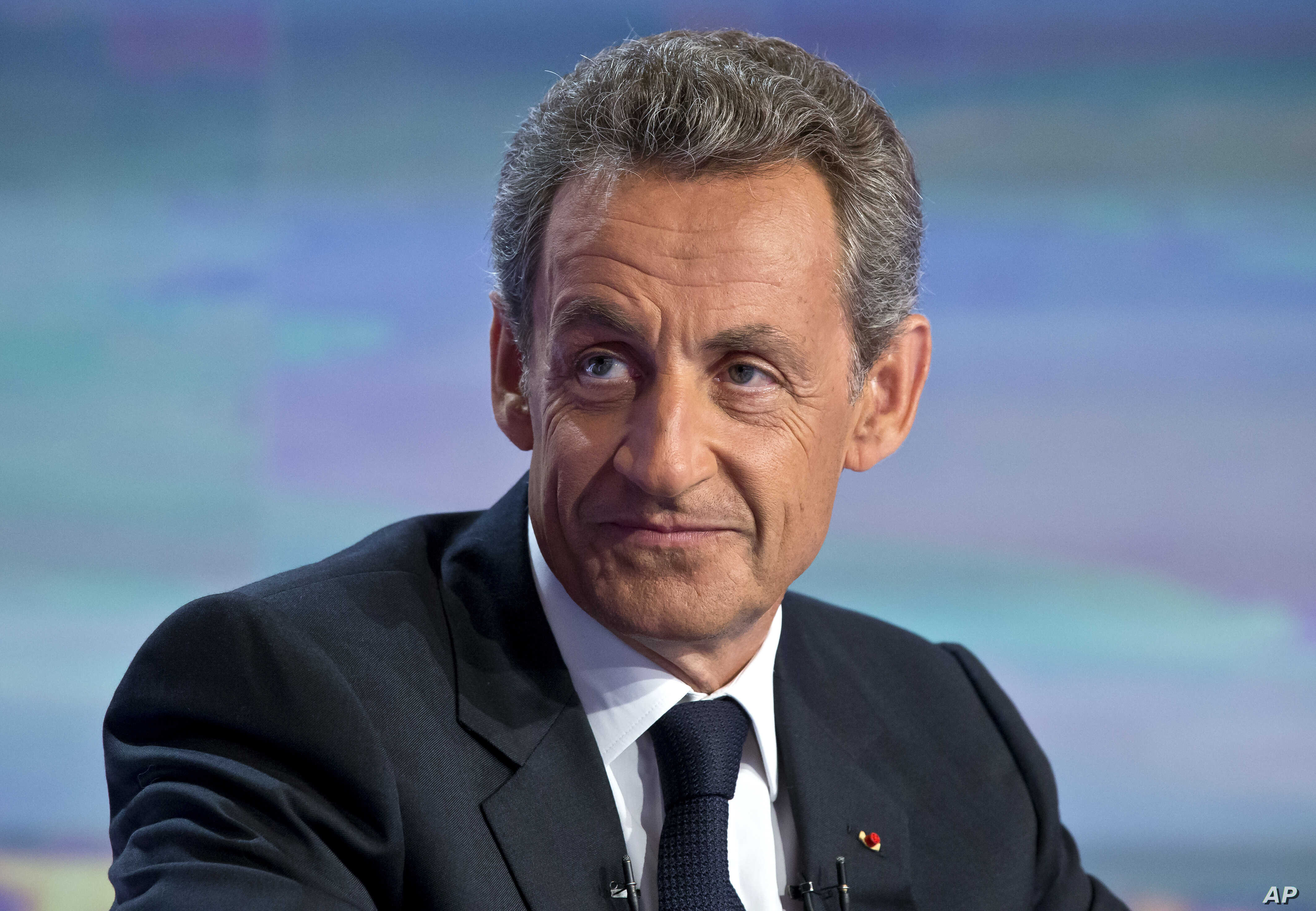 Former French President Sarkozy To Face Trial For Fraud Voice Of America English