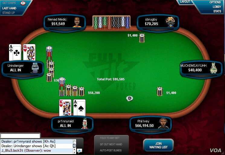 Dang Brothers Win Online Poker In Spades Voice Of America English