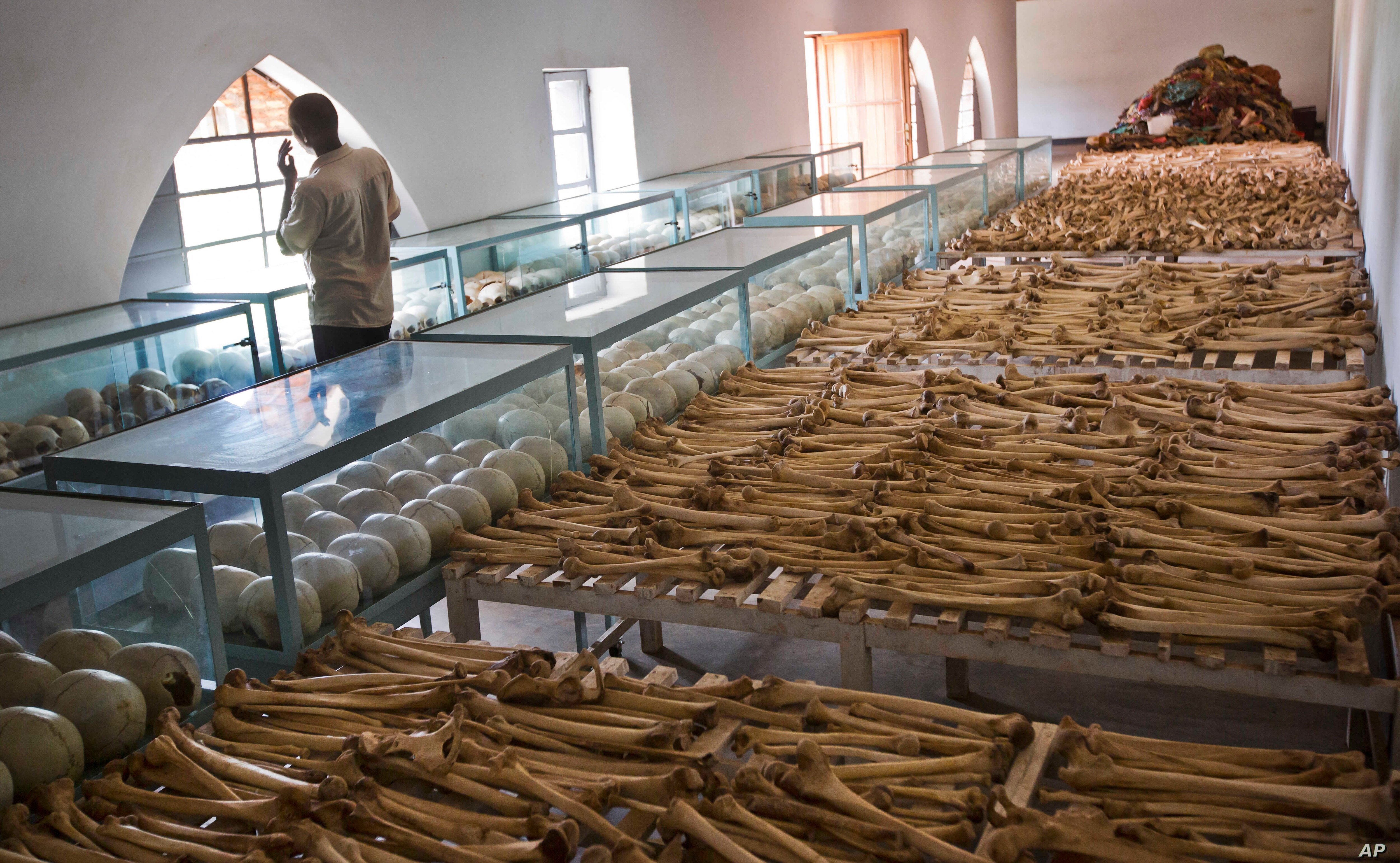 Two Decades After Rwandan Genocide, Has the World Learned its ...