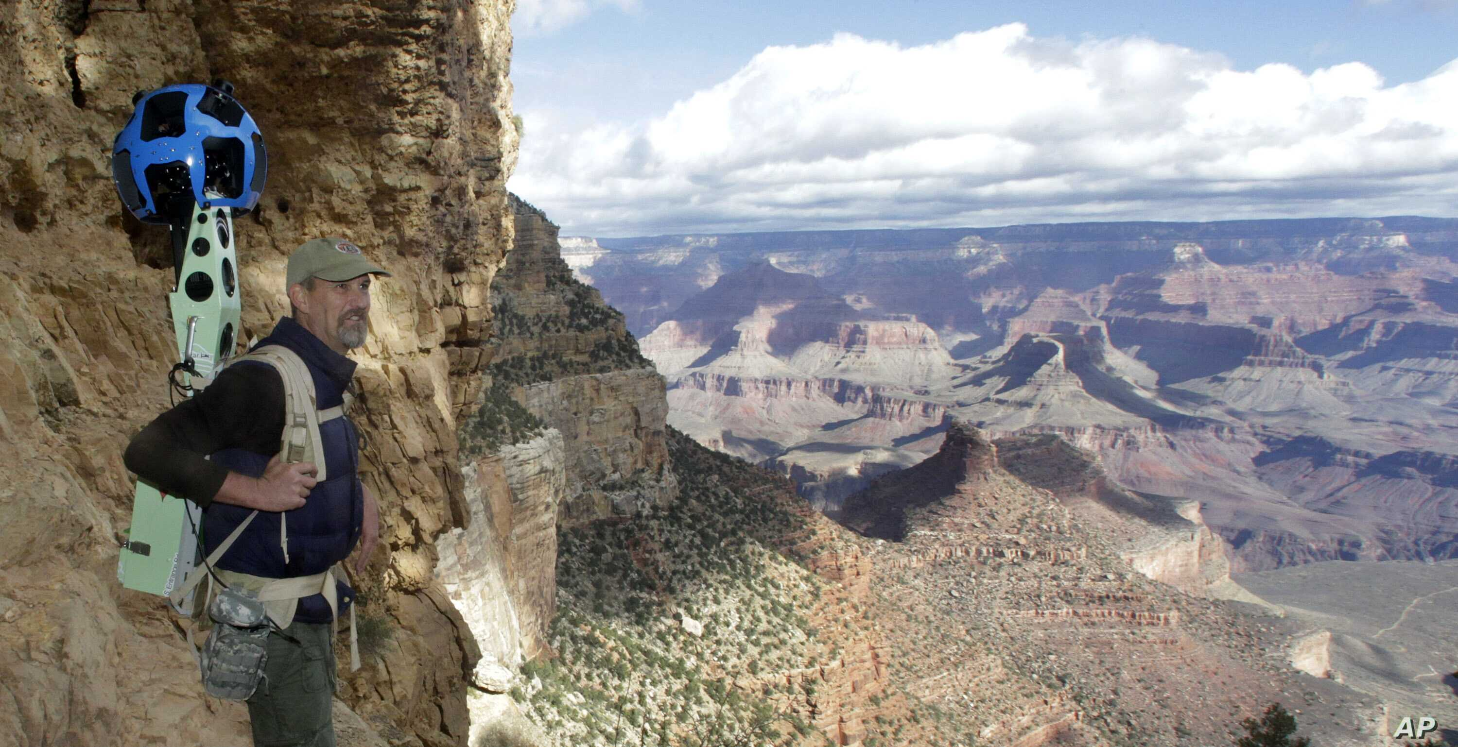 Google Maps To Offer Panoramic View Of Grand Canyon Voice Of America English