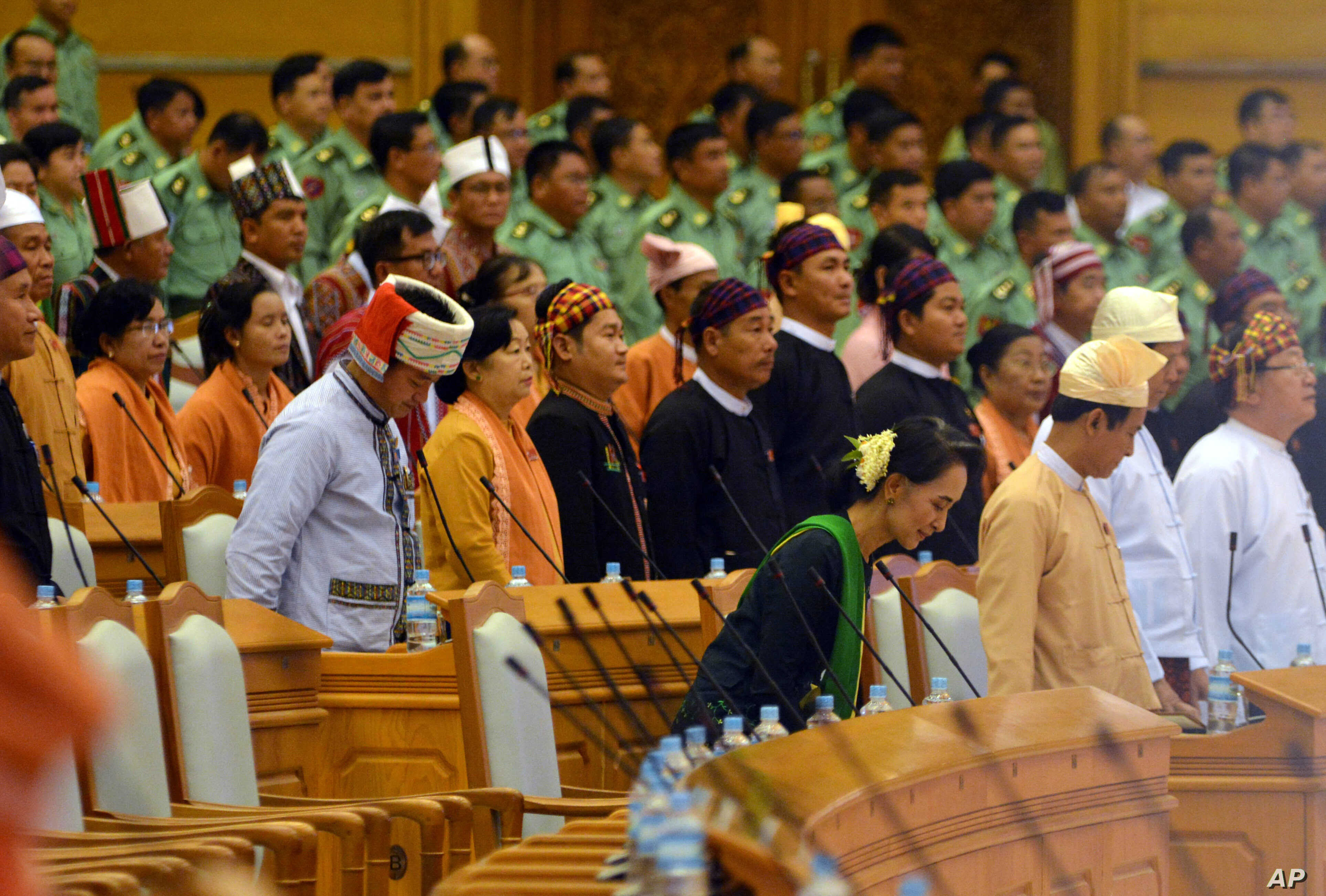 Myanmar's Parliament Moves Up Date for Nominating President | Voice of America - English