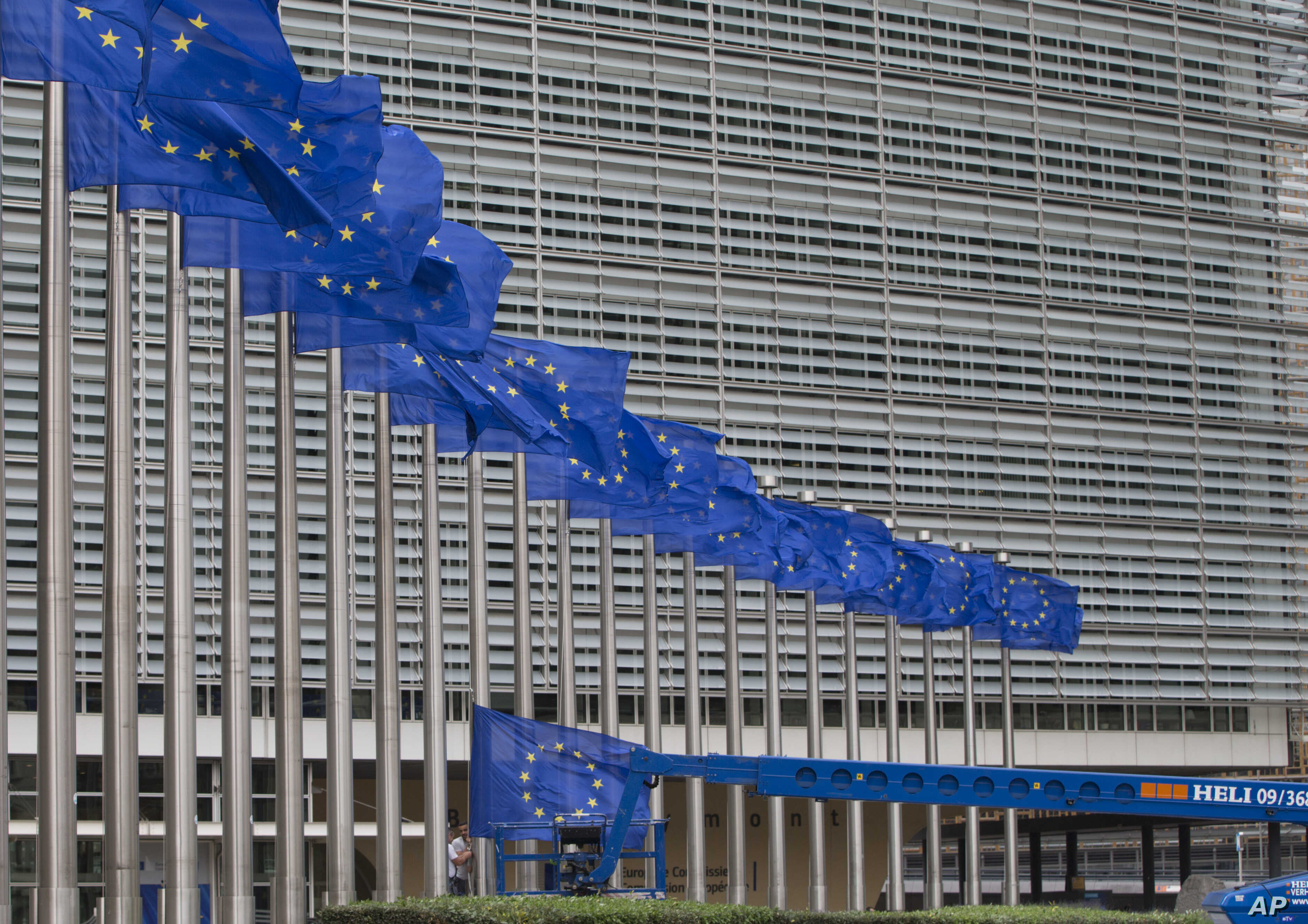 Eu Nations Agree To Let European Commission Review Oil Gas Deals Voice Of America English