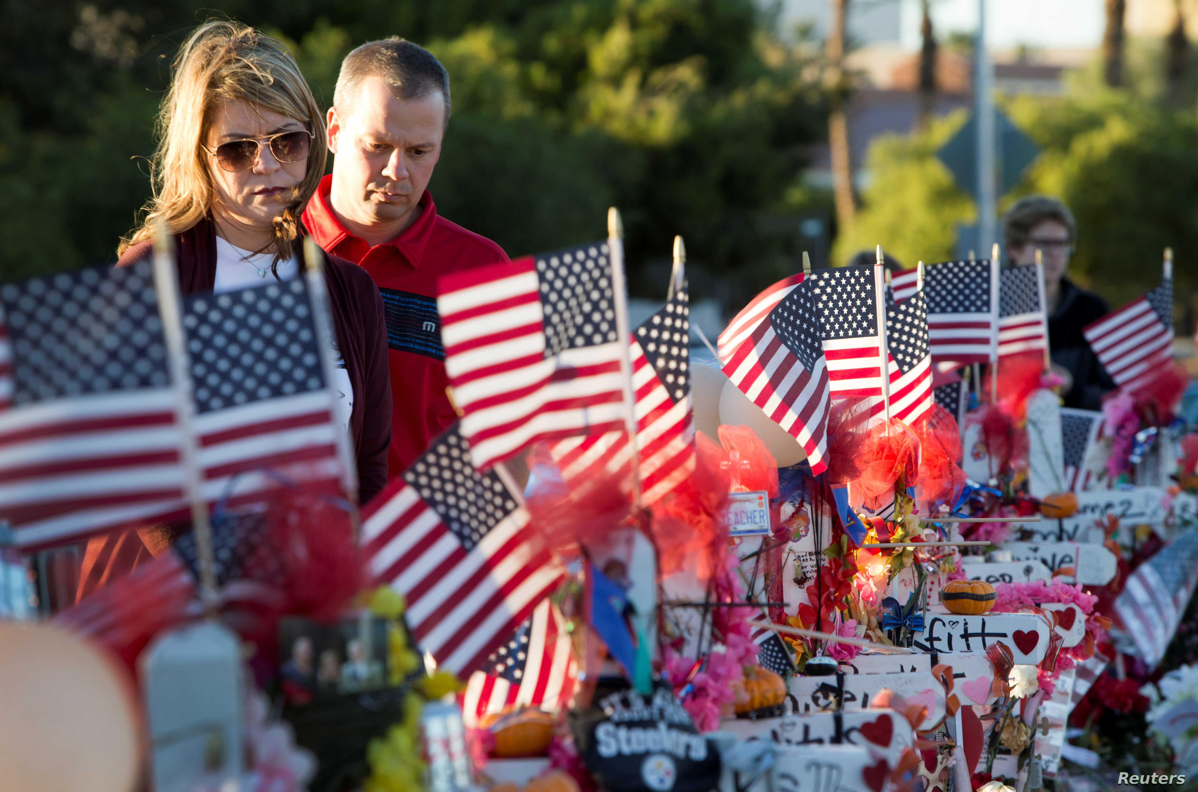Las Vegas Hotel Sues 2017 Mass Shooting Victims Voice Of America English