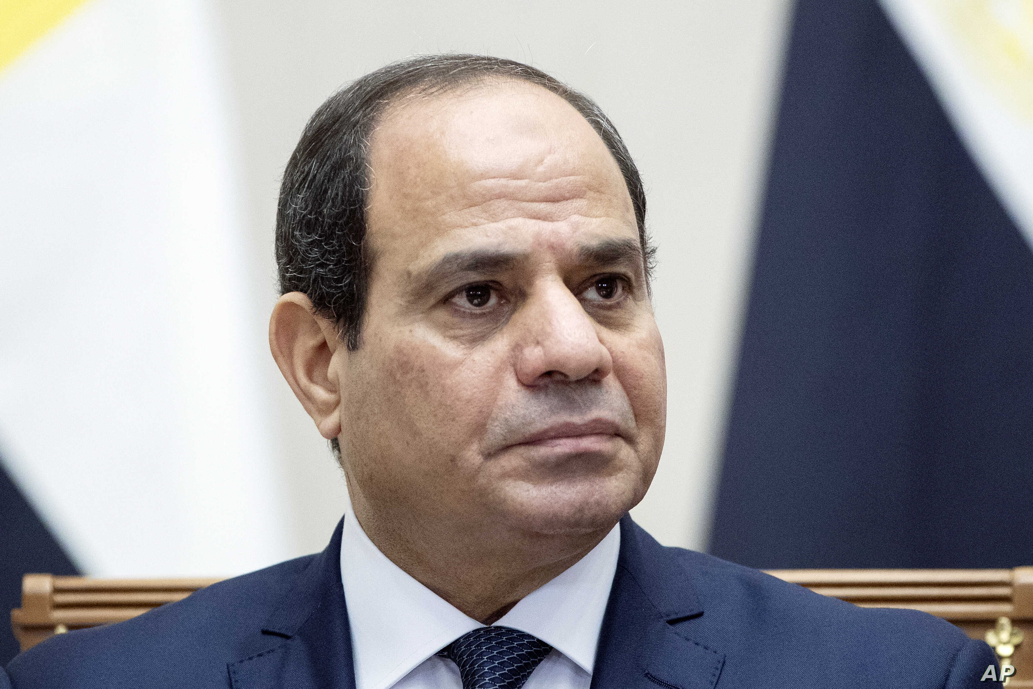 egypt tries to block 60 minutes el sisi interview voice of america english