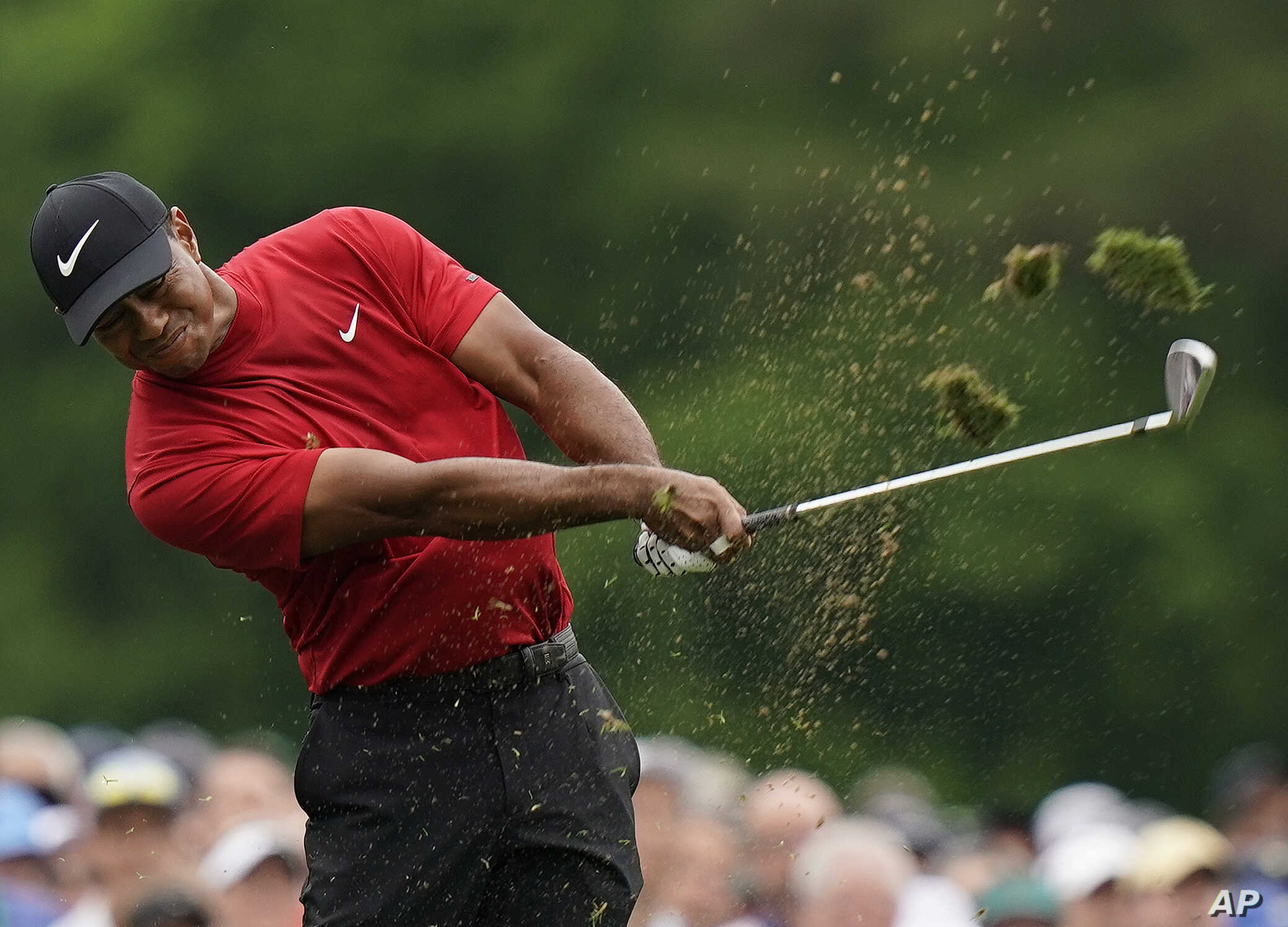 Tiger Woods Victory In Masters A Win For Golf Business Voice Of America English