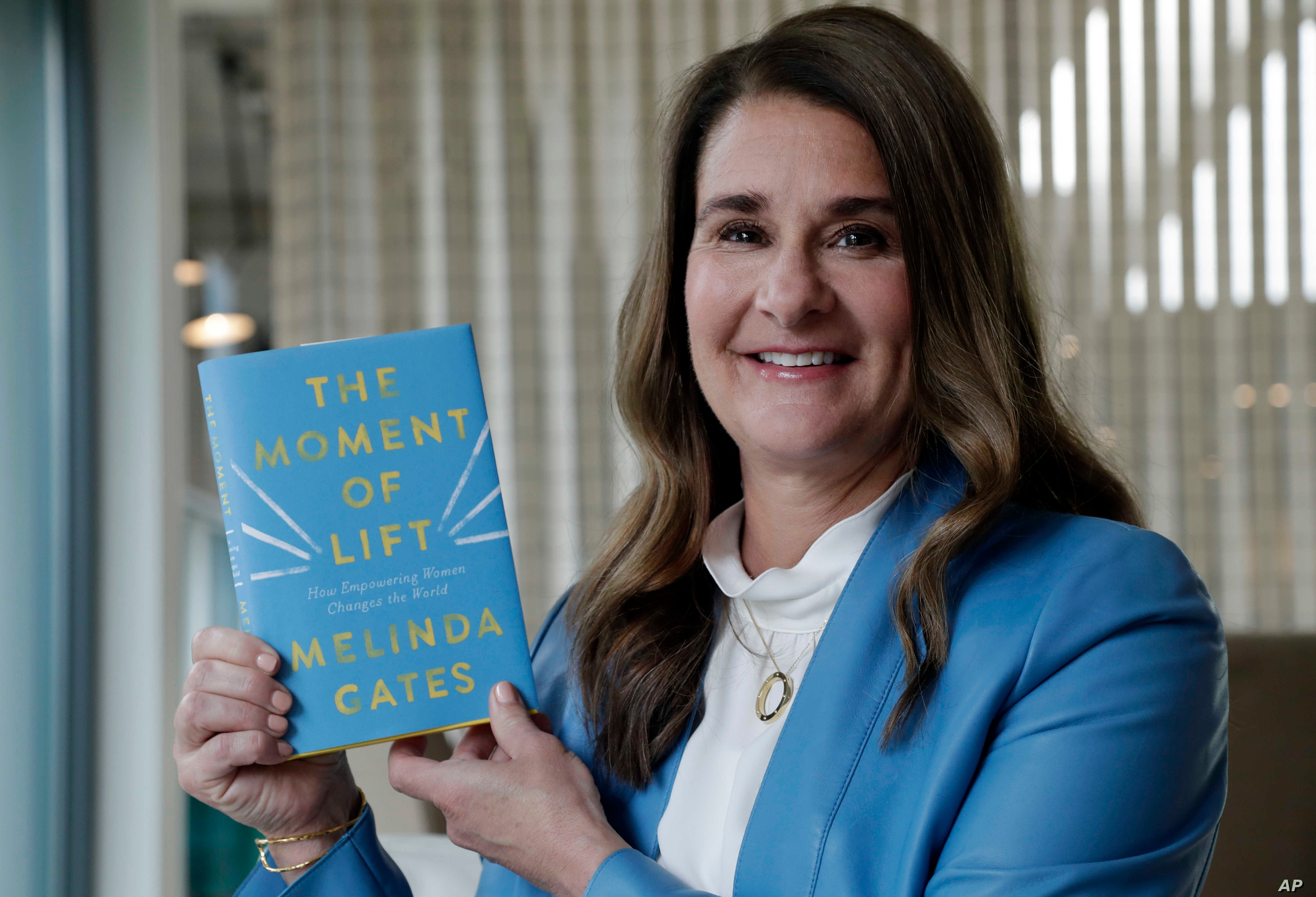 Melinda Gates Speaks To Voa About Women S Empowerment Voice Of America English