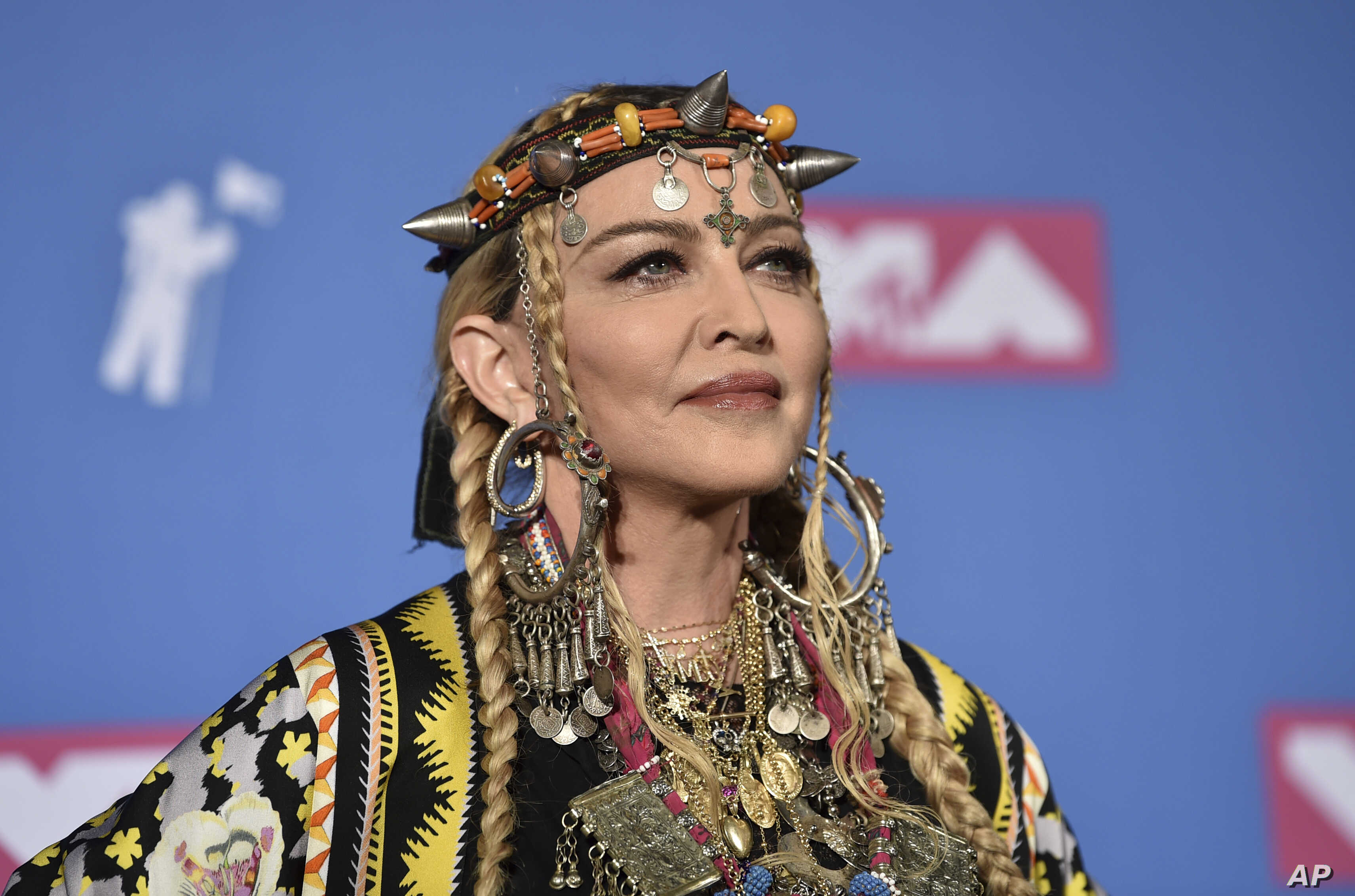 Madonna To Perform At Eurovision Song Contest In Israel Voice Of America English