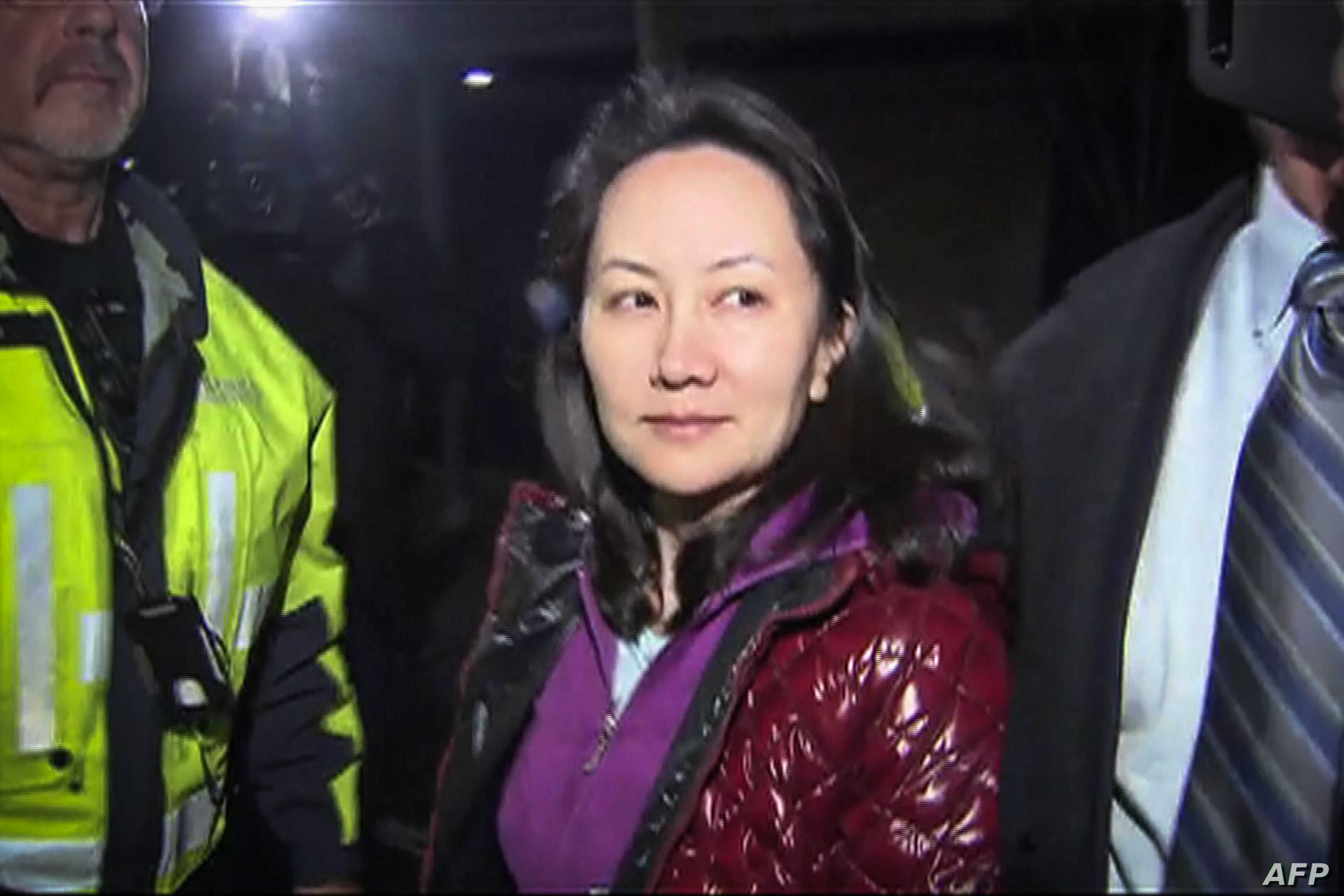 Trudeau rejects `prisoner swap` of Top Huawei executive Meng Wanzhou