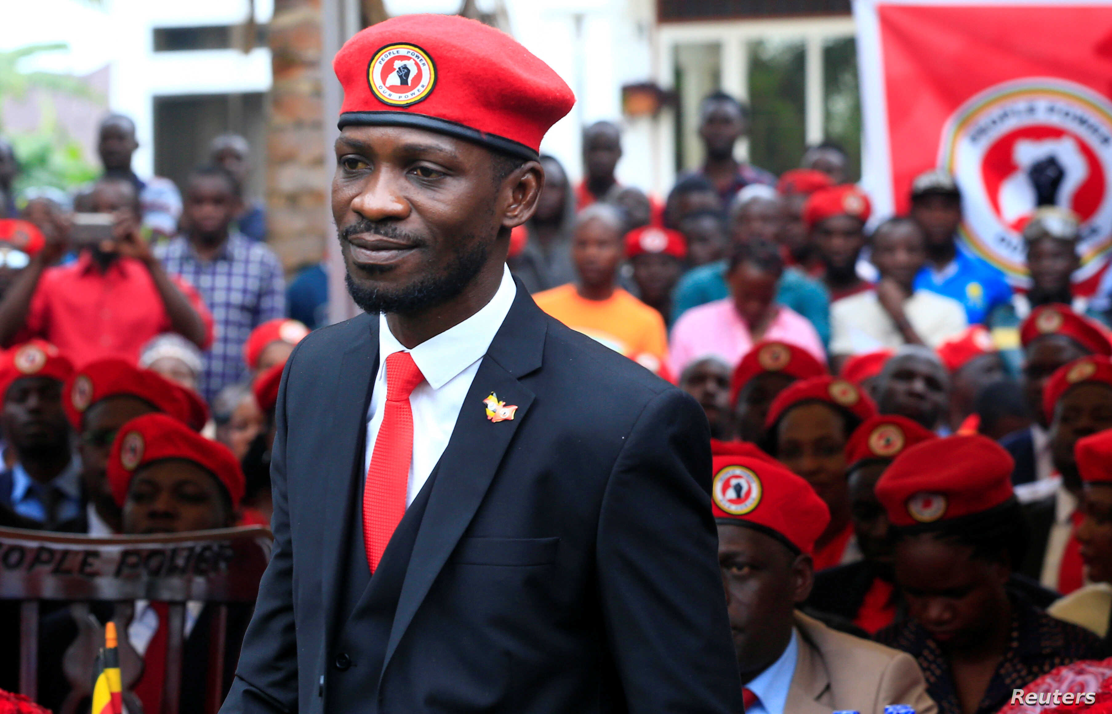 Uganda's Bobi Wine Formally Announces Presidential Bid | Voice of America -  English