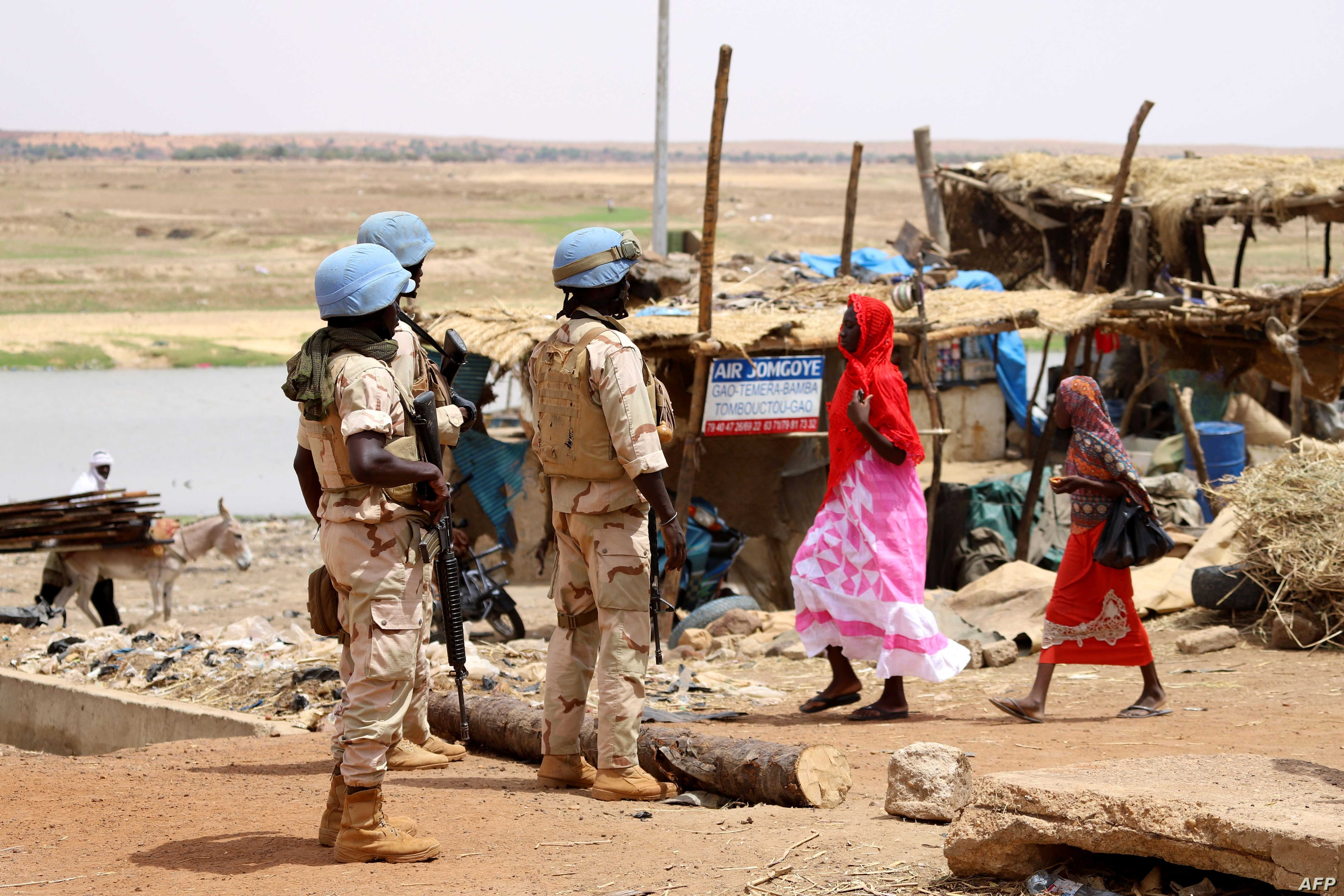 Un Malians Need Protection As Country Descends Into Chaos Voice Of America English