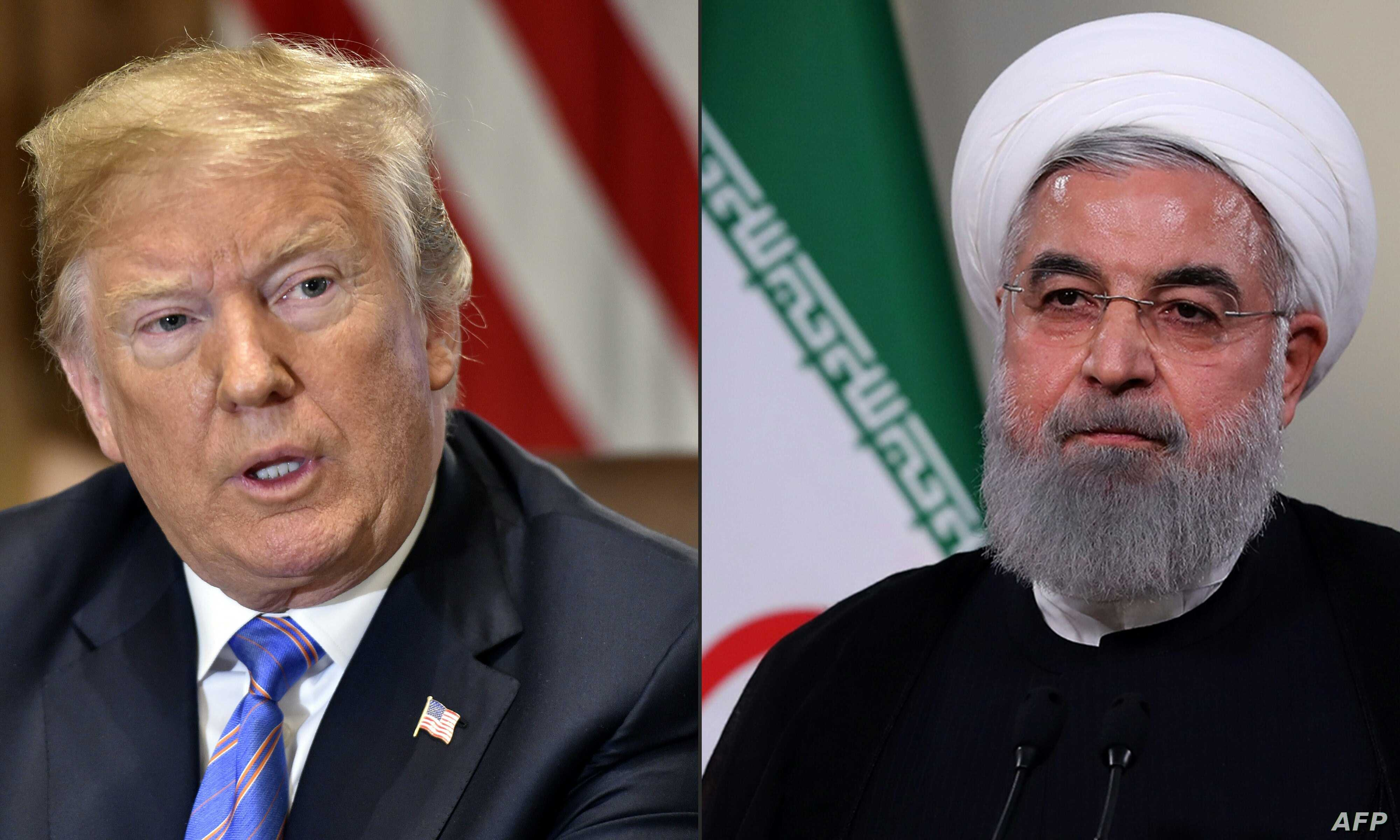 Trump: No Sanctions Relief for Iran | Voice of America - English