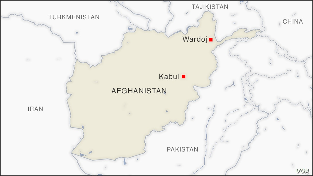 Afghan Forces Retake Taliban-Held Key District After 5 Years   Voice of  America - English