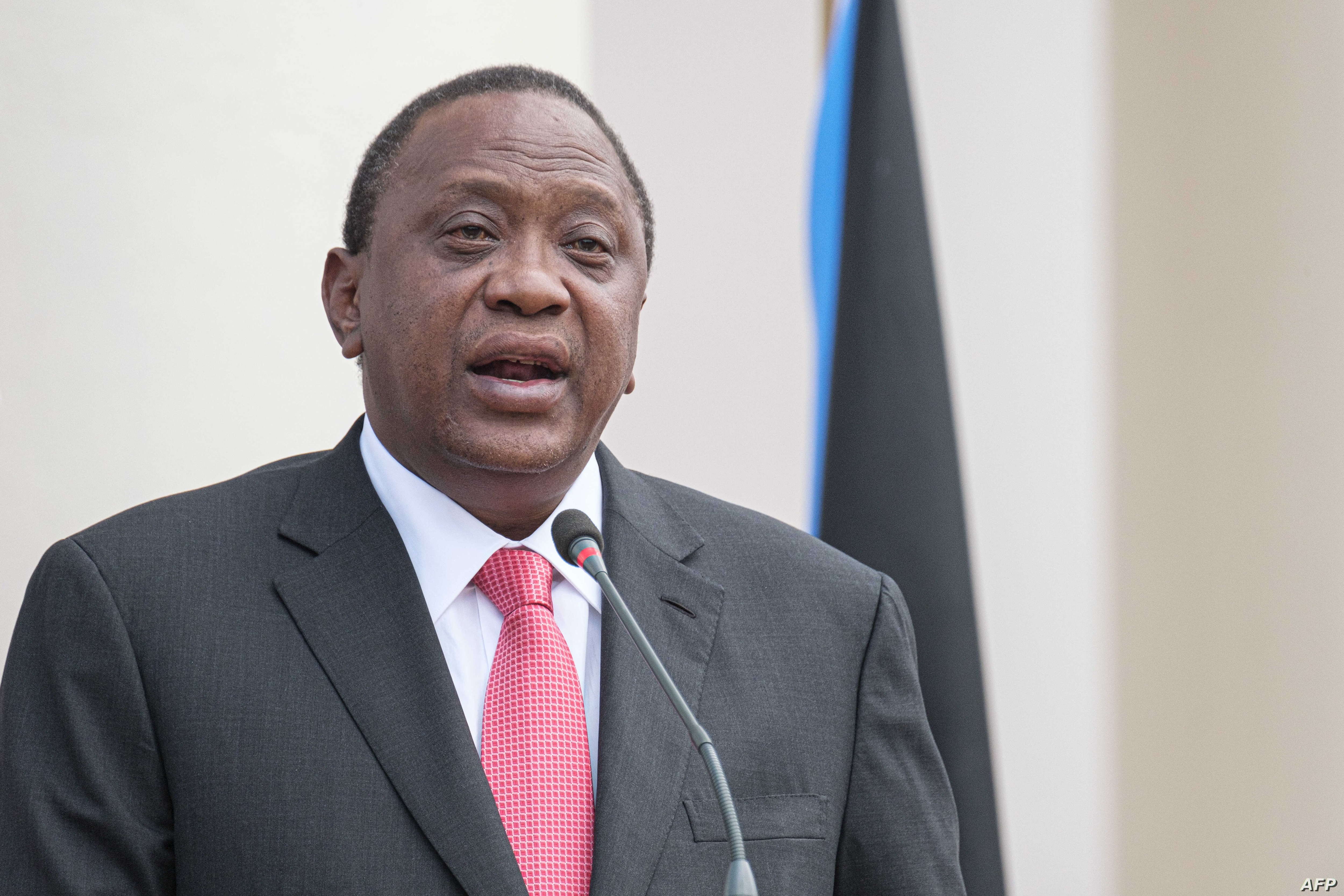 Kenyan President Believes Peace With Opposition Will Hold   Voice ...