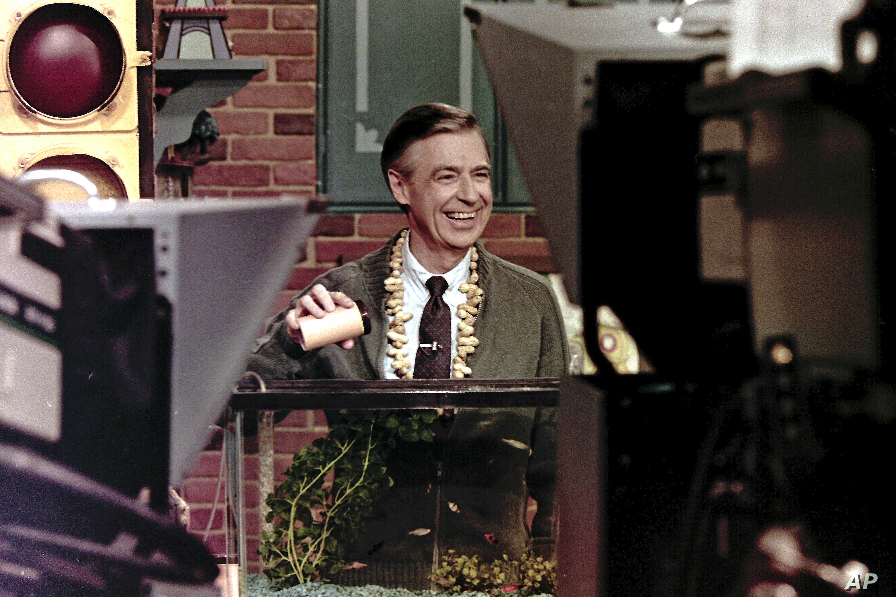 Across Mister Rogers Actual Neighborhoods His Faith Echoes Voice Of America English
