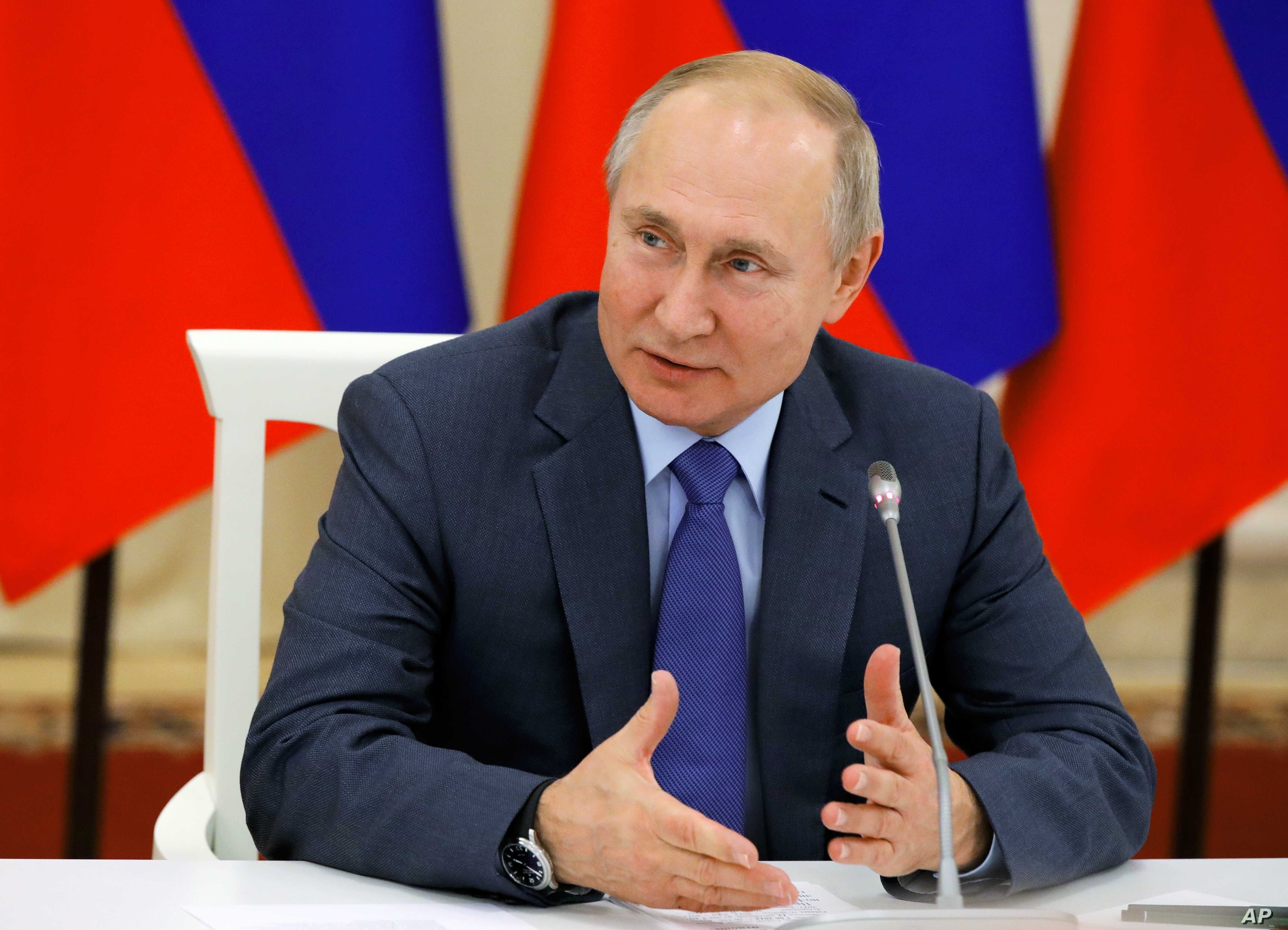 Russia To Upgrade Homegrown Encyclopedia After Putin Pans Wikipedia Voice Of America English