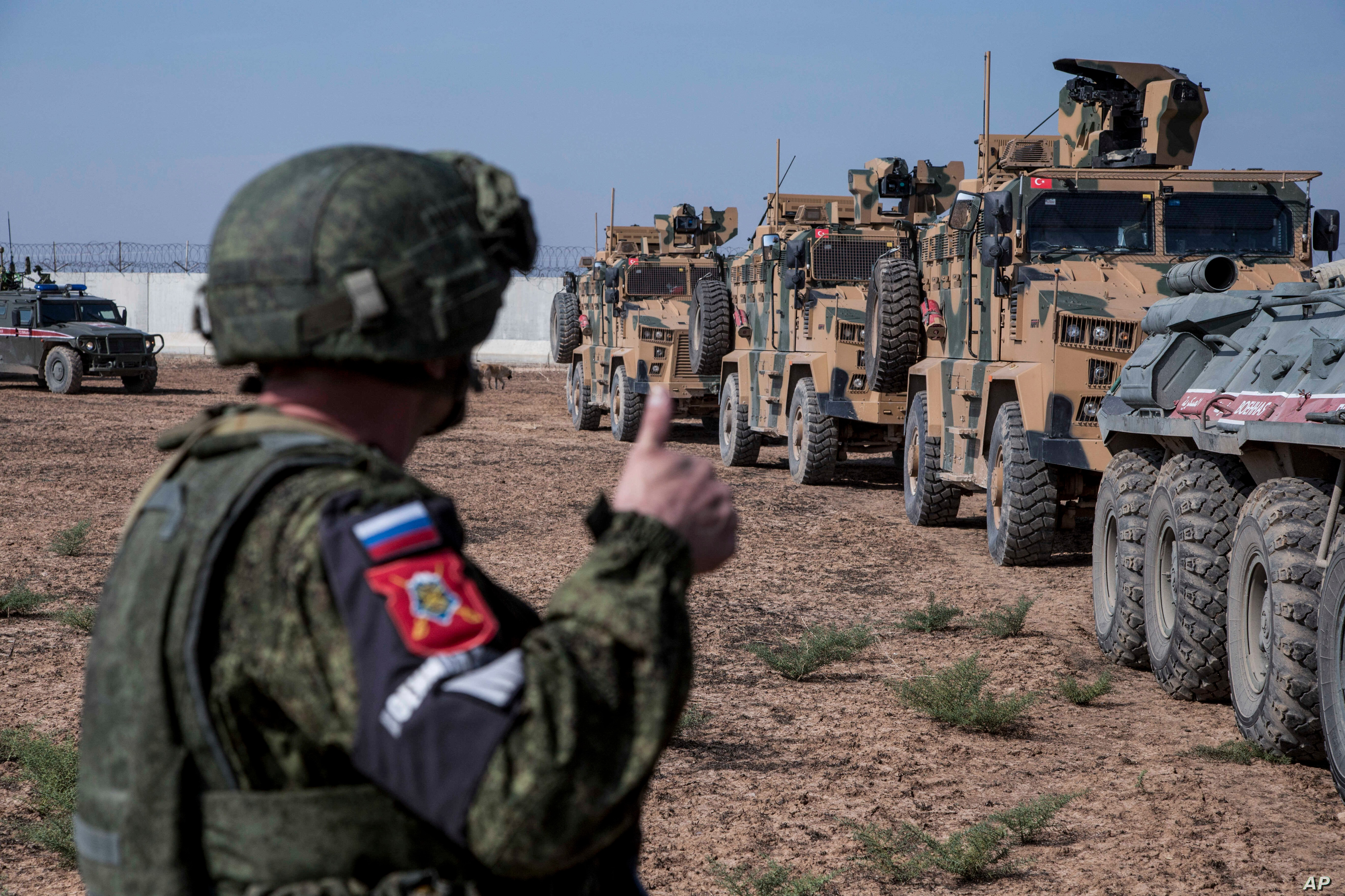 Reports: Tensions Grow Between US, Russian Forces in