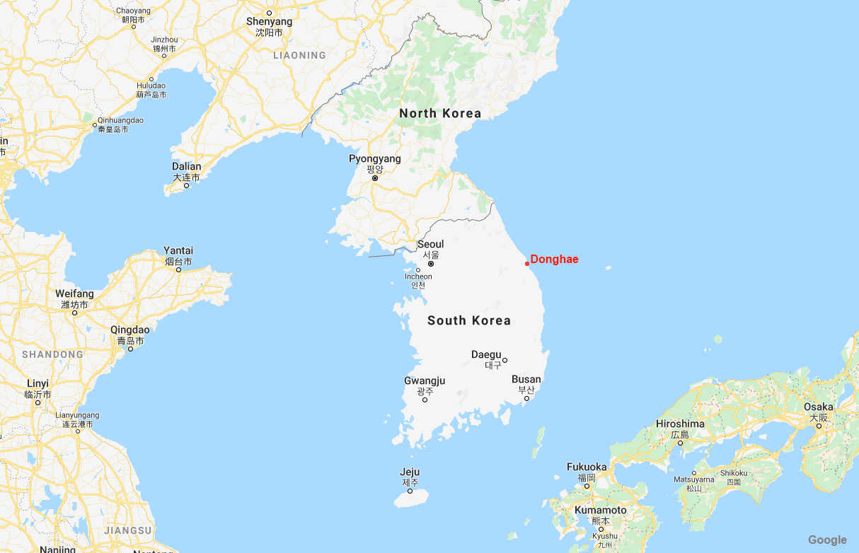 4 Dead 5 Injured In Explosion At South Korean Motel Voice Of America English