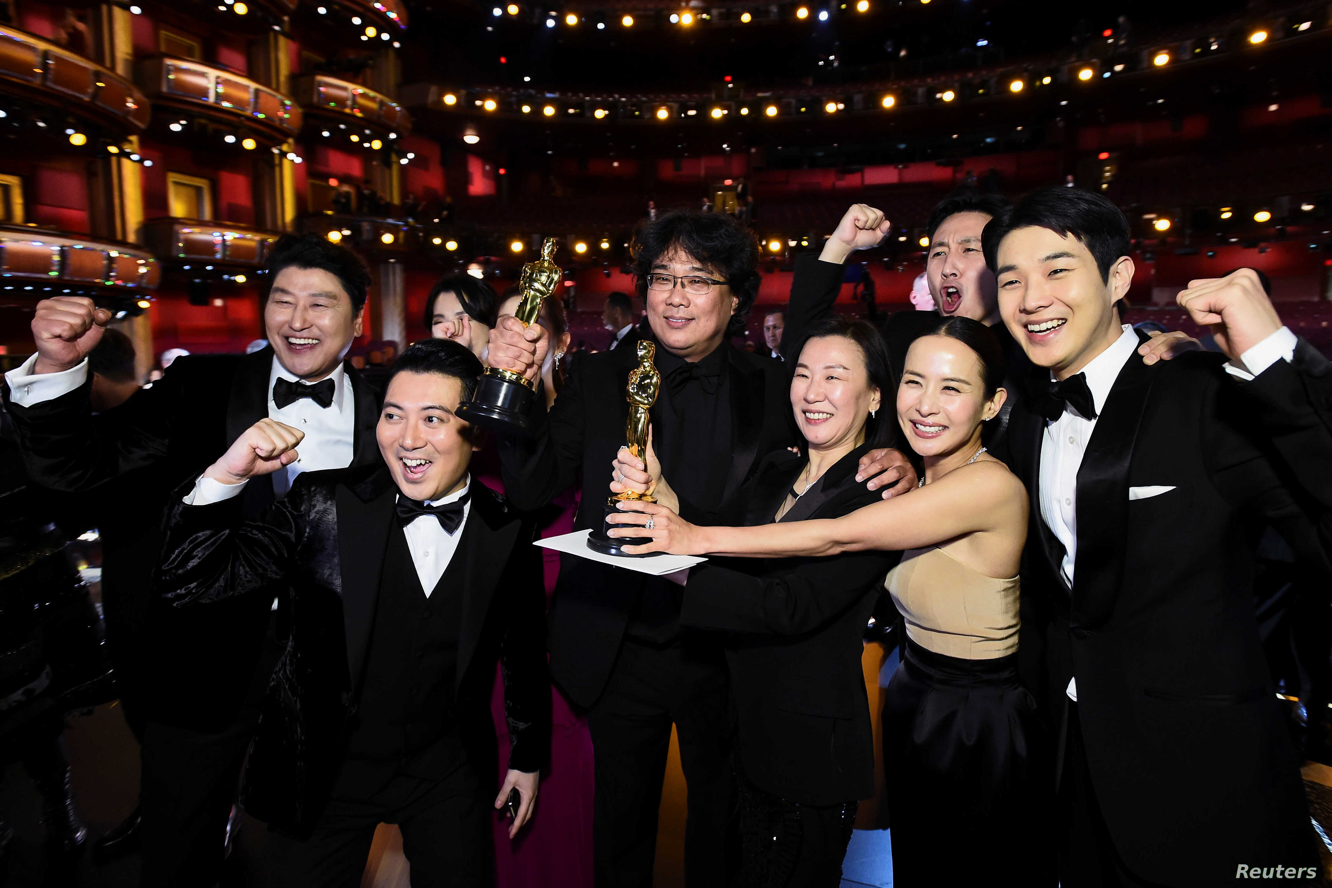 Parasite Oscar Wins May Reflect All Time High For South Korean