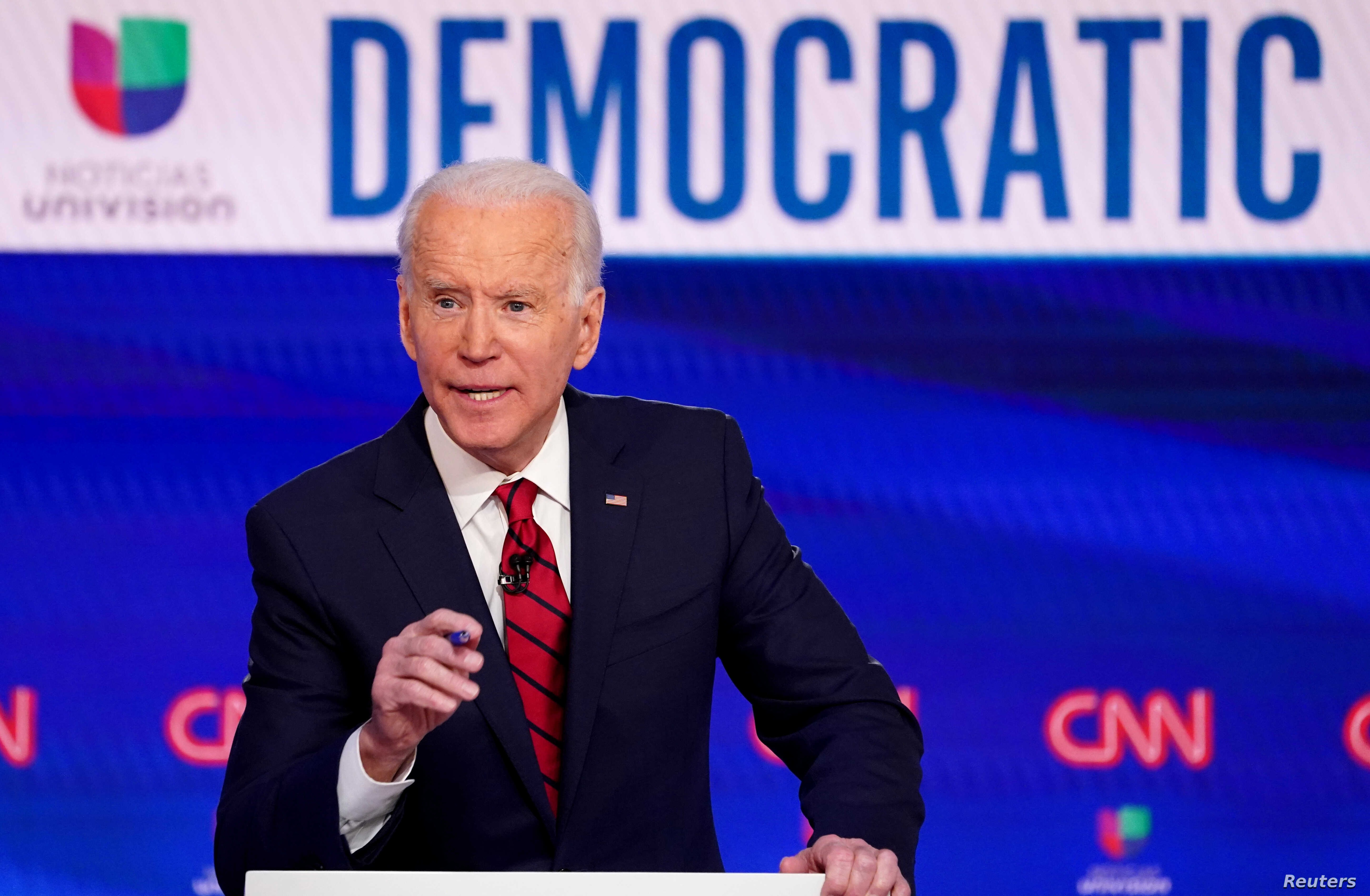 Biden Pressed To Choose A Black Woman As Running Mate Voice Of America English