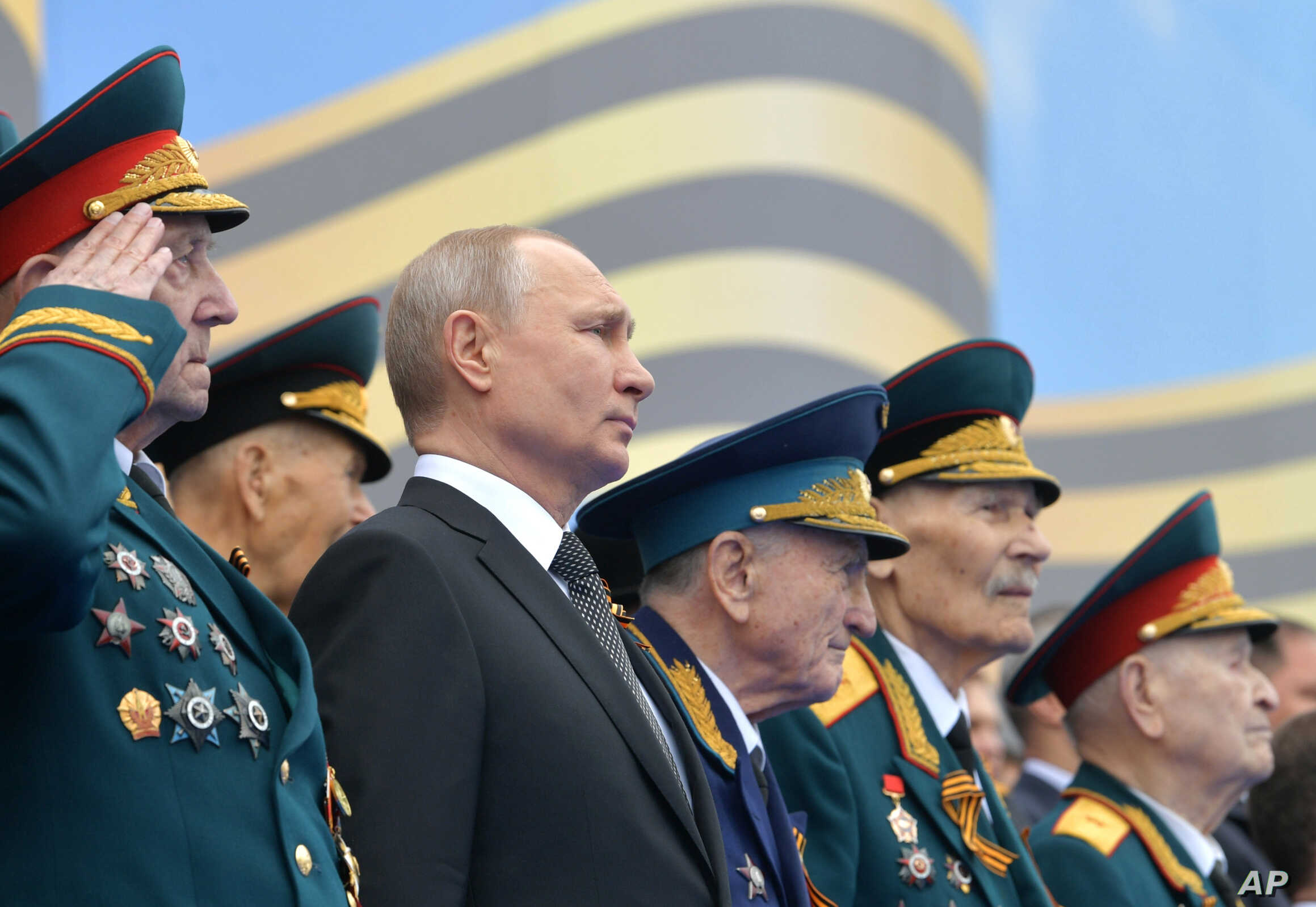Putin Sets Date For Delayed World War Ii Victory Parade Voice Of America English