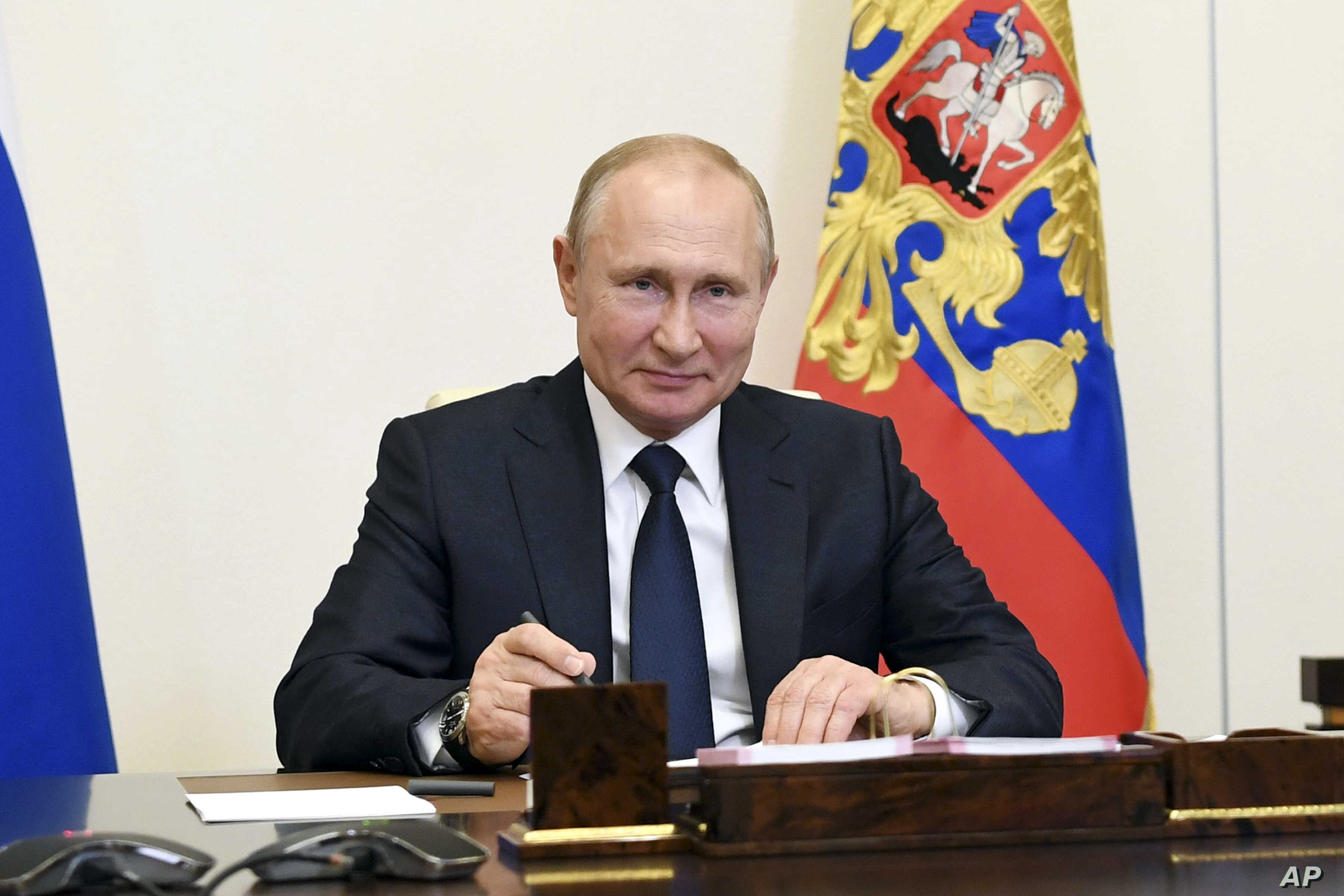 Putin Sets July 1 For Controversial Constitutional Vote Voice Of America English